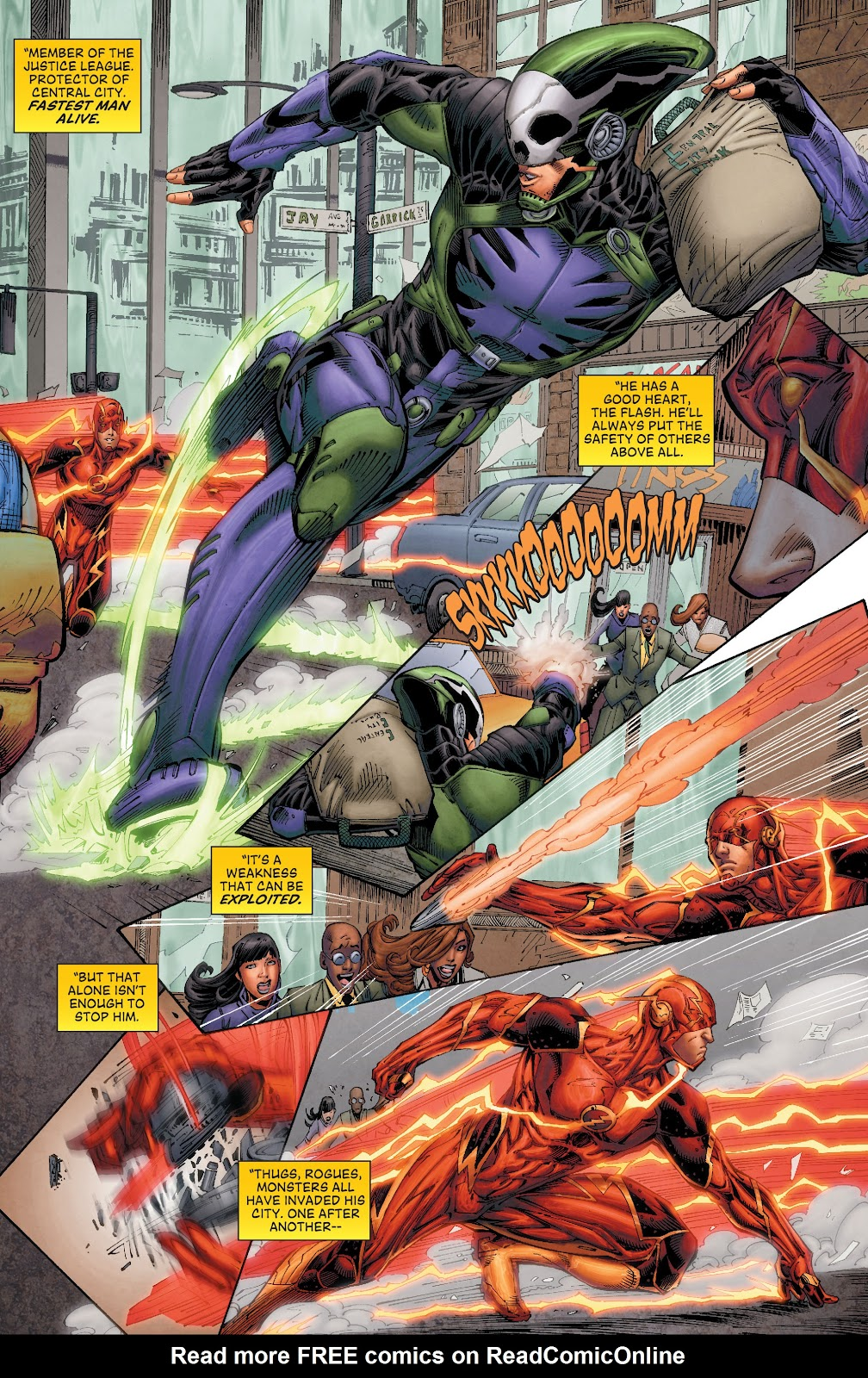 Read online The Flash (2011) comic -  Issue # _TPB 8 (Part 1) - 54