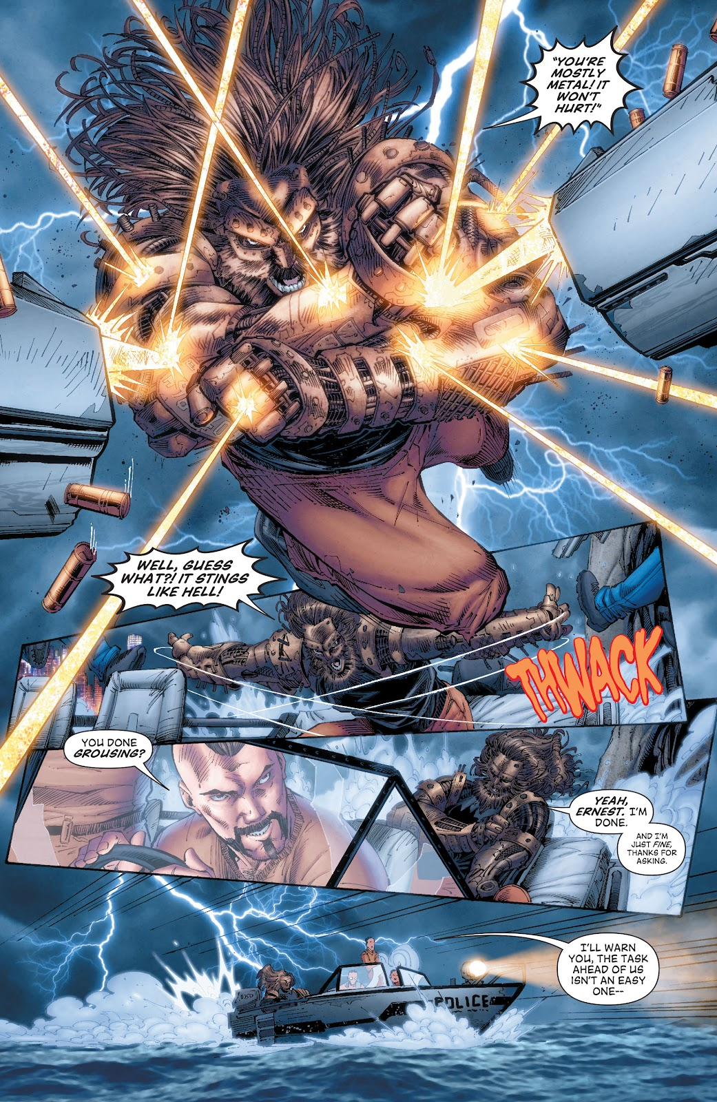 Read online The Flash (2011) comic -  Issue # _TPB 8 (Part 1) - 25