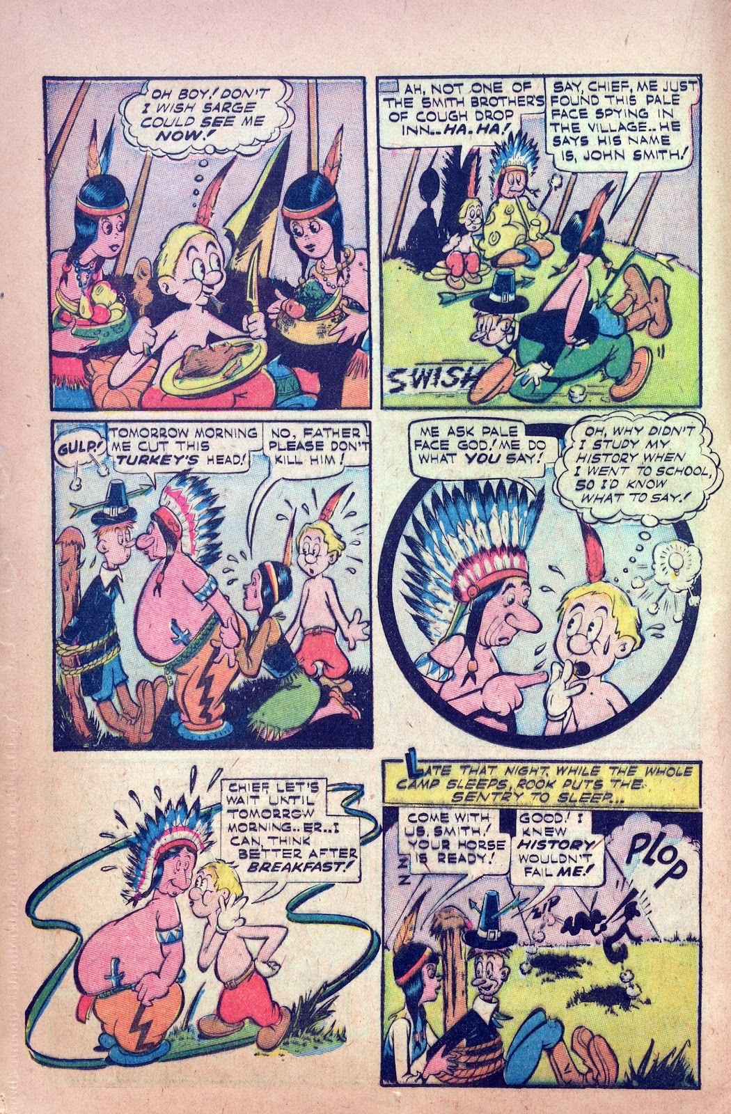 Read online Joker Comics comic -  Issue #16 - 22