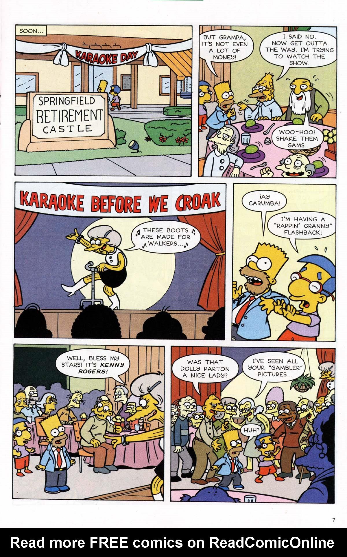 Read online Simpsons Comics Presents Bart Simpson comic -  Issue #10 - 8