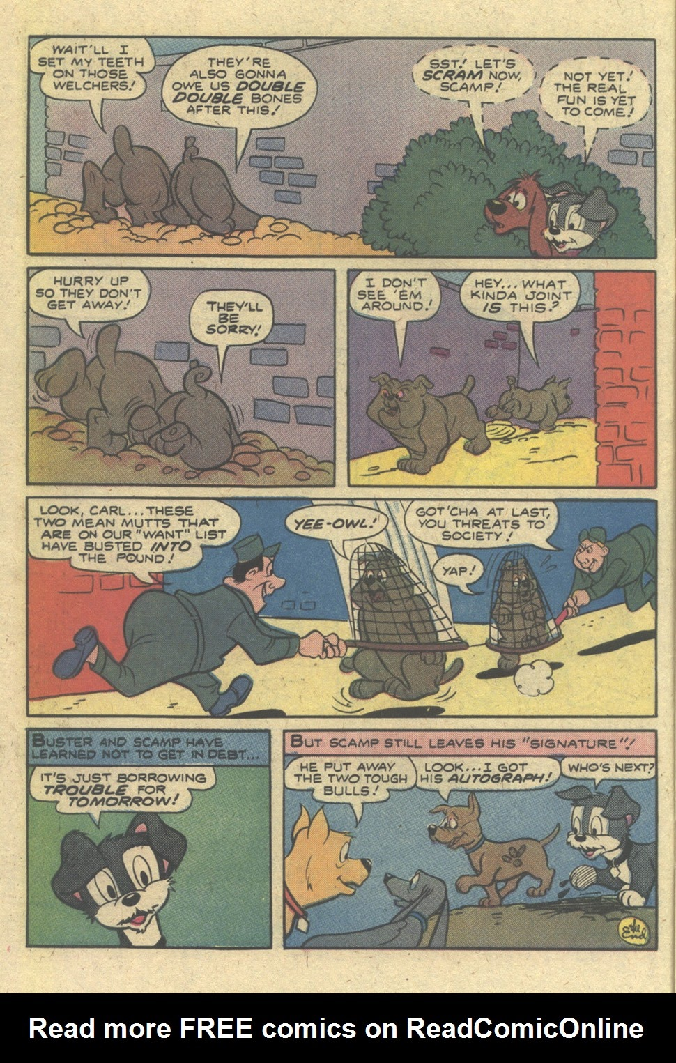Scamp (1967) issue 44 - Page 10