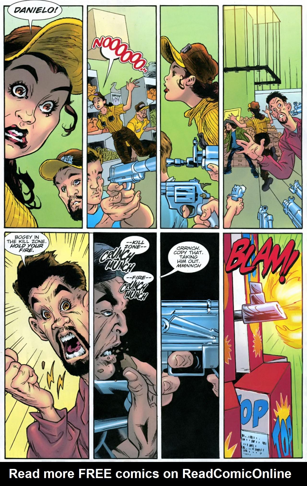 Read online The Exterminators comic -  Issue #27 - 19
