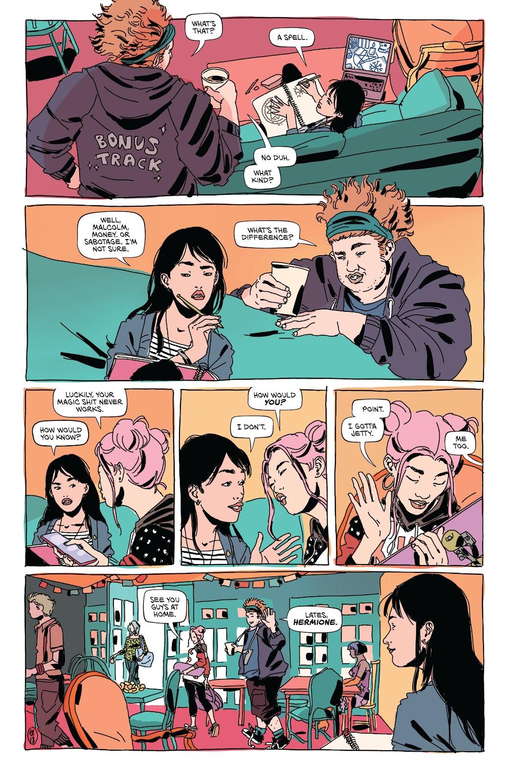 Read online Heartbeat comic -  Issue #1 - 33