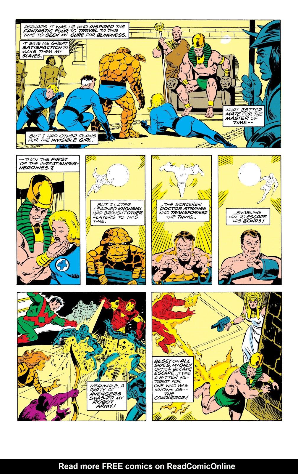 Read online Avengers: Citizen Kang comic -  Issue # TPB (Part 1) - 52