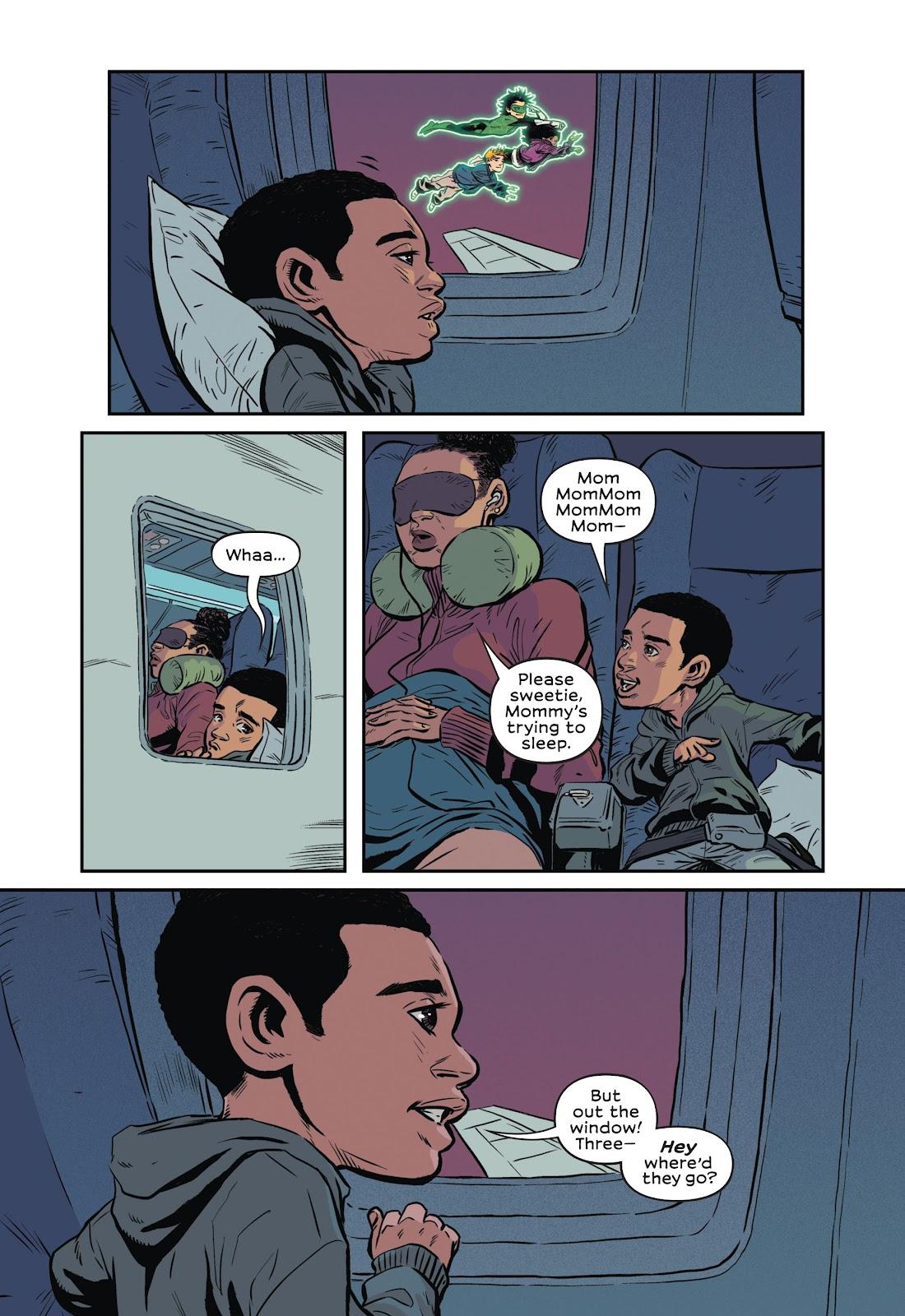Read online Green Lantern: Legacy comic -  Issue # TPB - 89