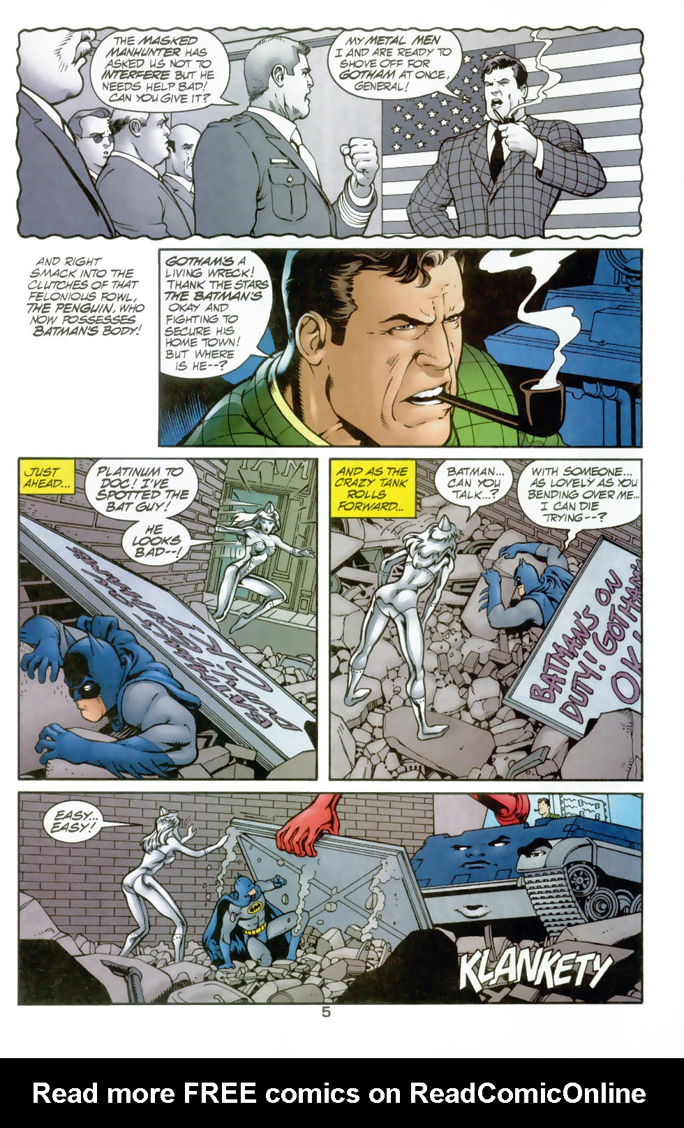 Read online Silver Age: The Brave and the Bold comic -  Issue # Full - 6