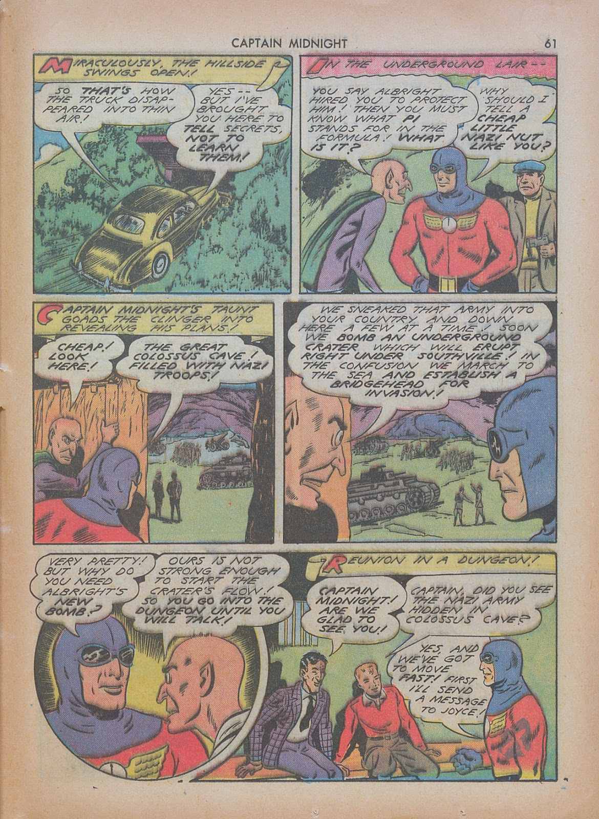 Captain Midnight (1942) issue 7 - Page 61