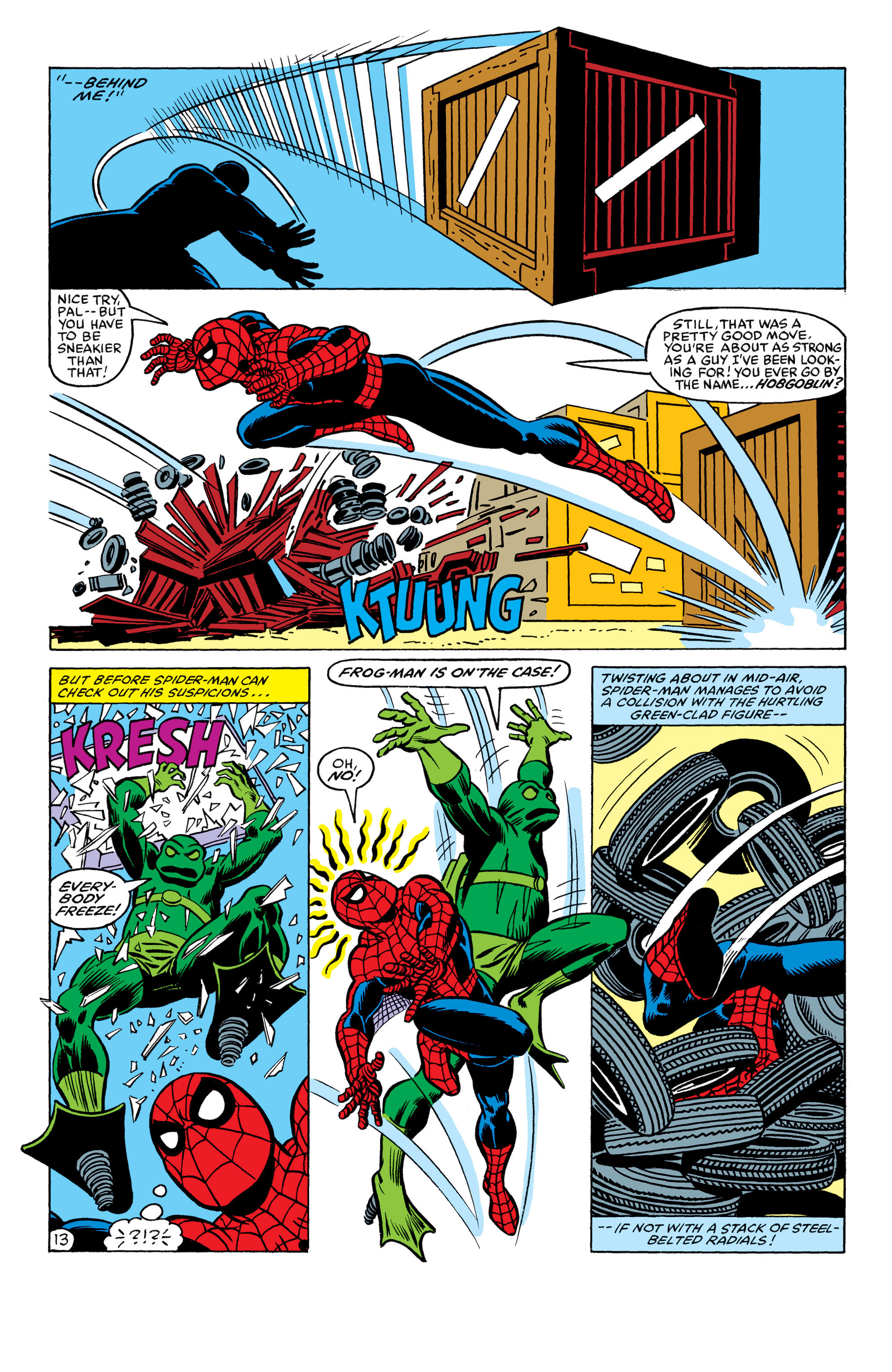 The Amazing Spider-Man (1963) 247 Page 13