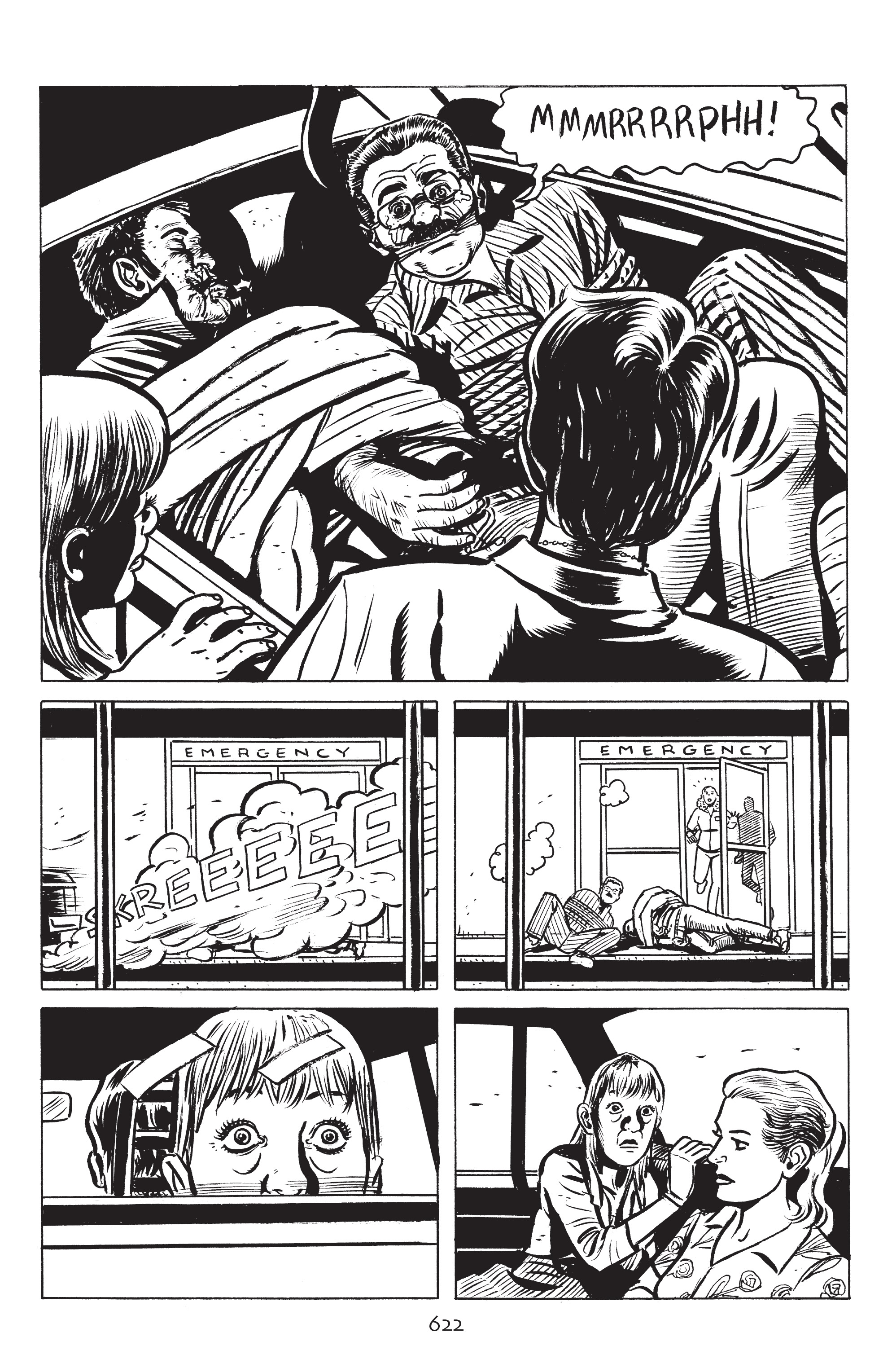Read online Stray Bullets: Sunshine & Roses comic -  Issue #23 - 5