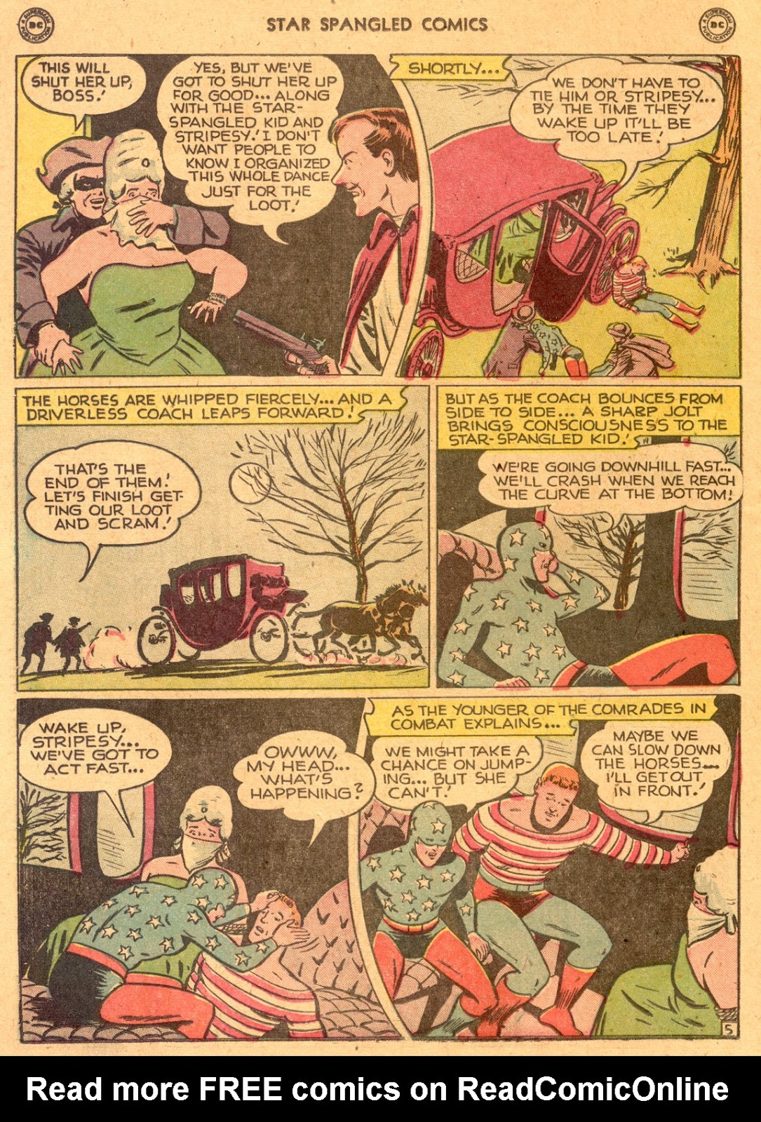 Star Spangled Comics (1941) issue 80 - Page 31