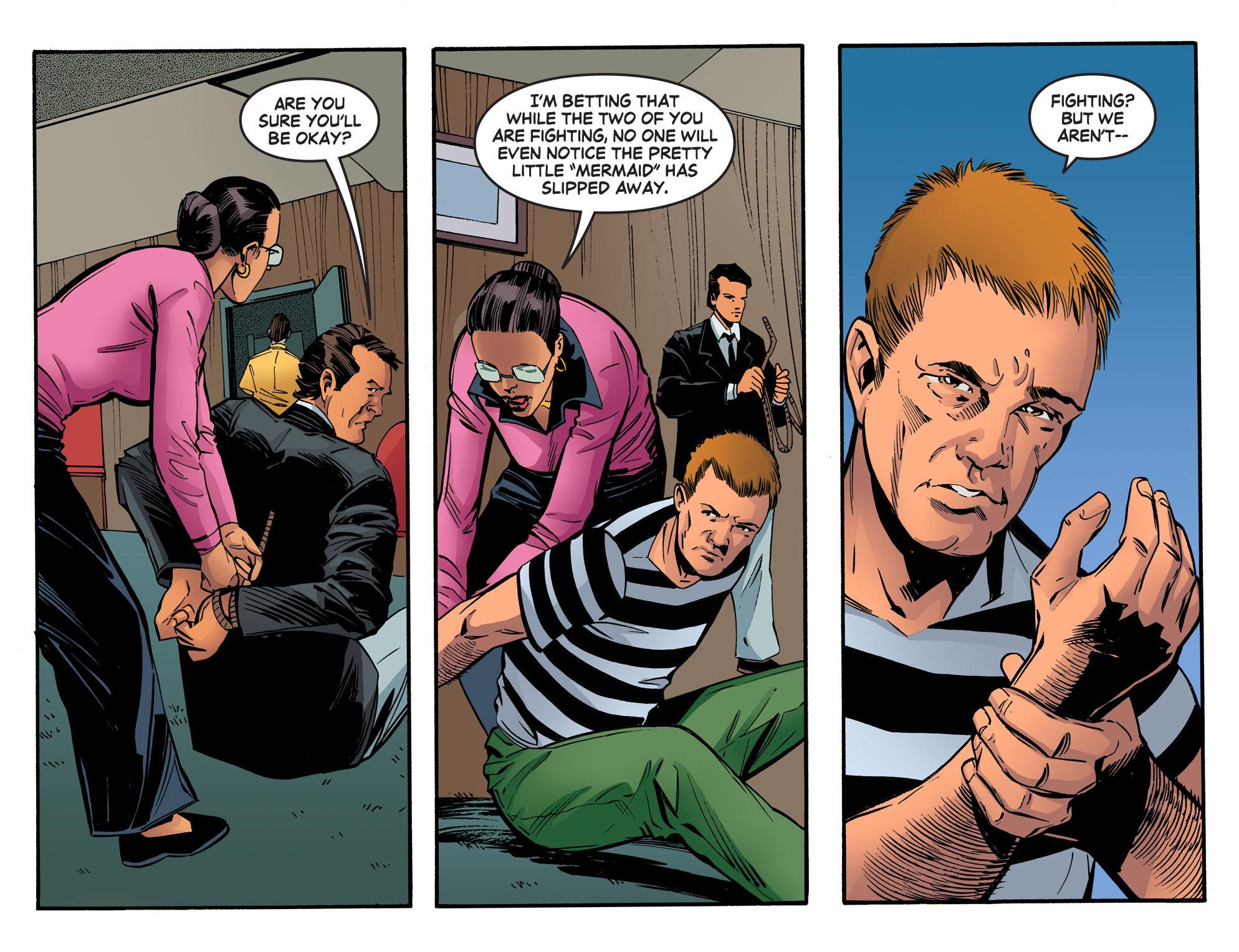 Read online Wonder Woman '77 [I] comic -  Issue #20 - 7