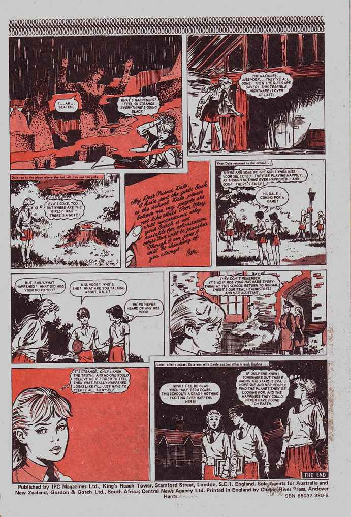 Read online Misty comic -  Issue # _Annual 1979 - 143