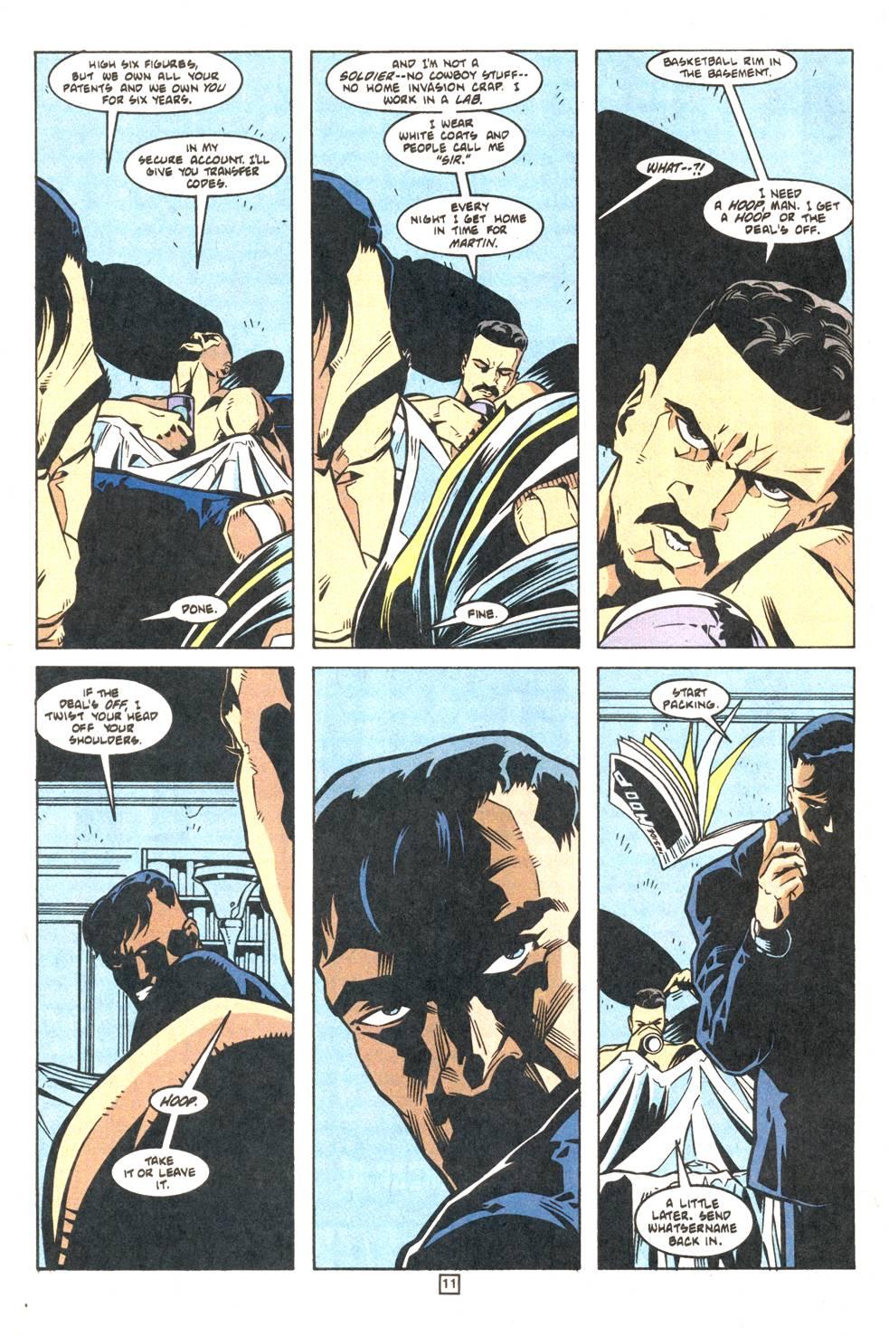Read online Xero comic -  Issue #7 - 13