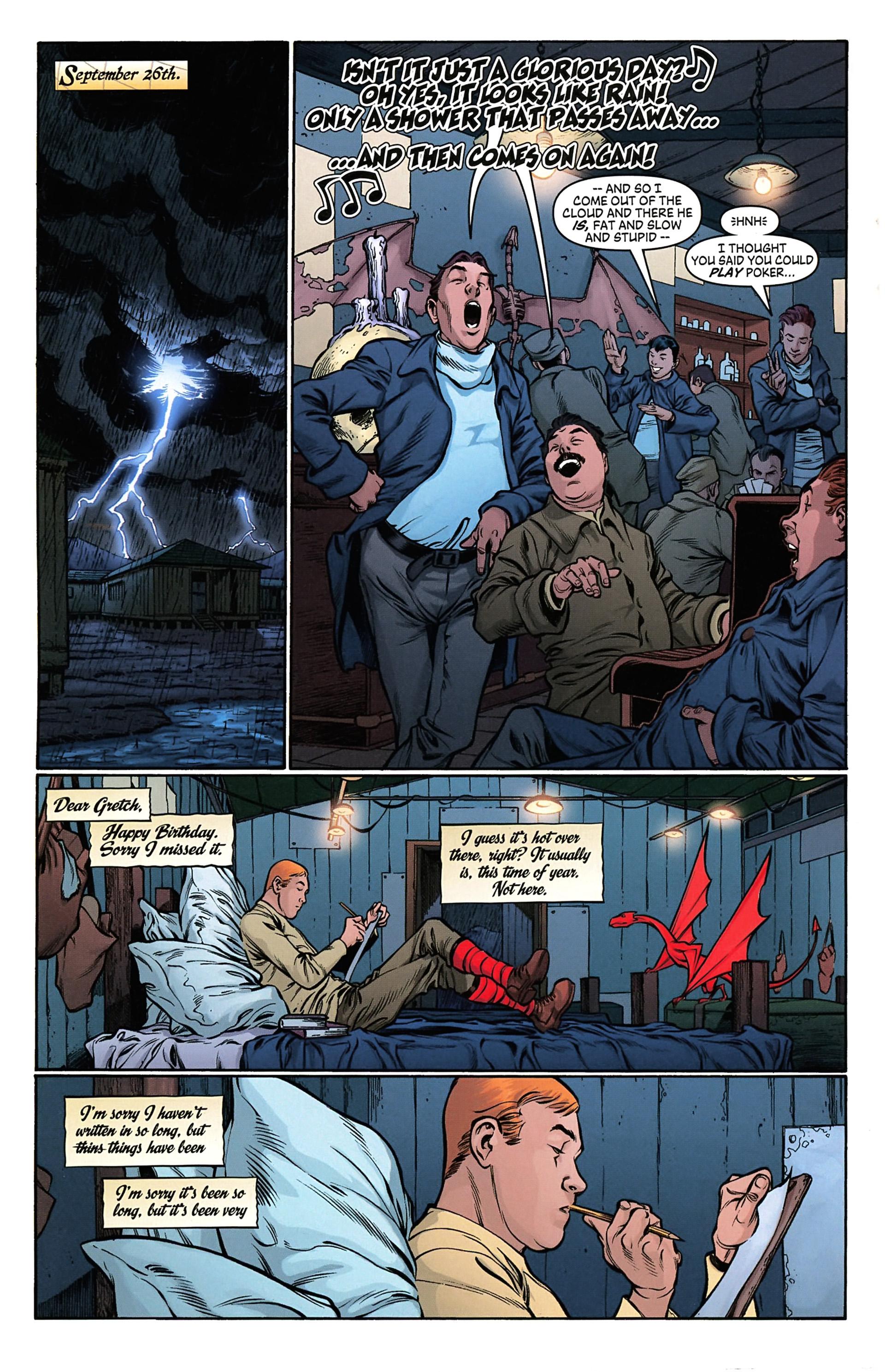 Read online Arrowsmith comic -  Issue #4 - 9