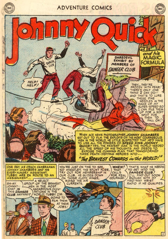 Read online Adventure Comics (1938) comic -  Issue #170 - 24