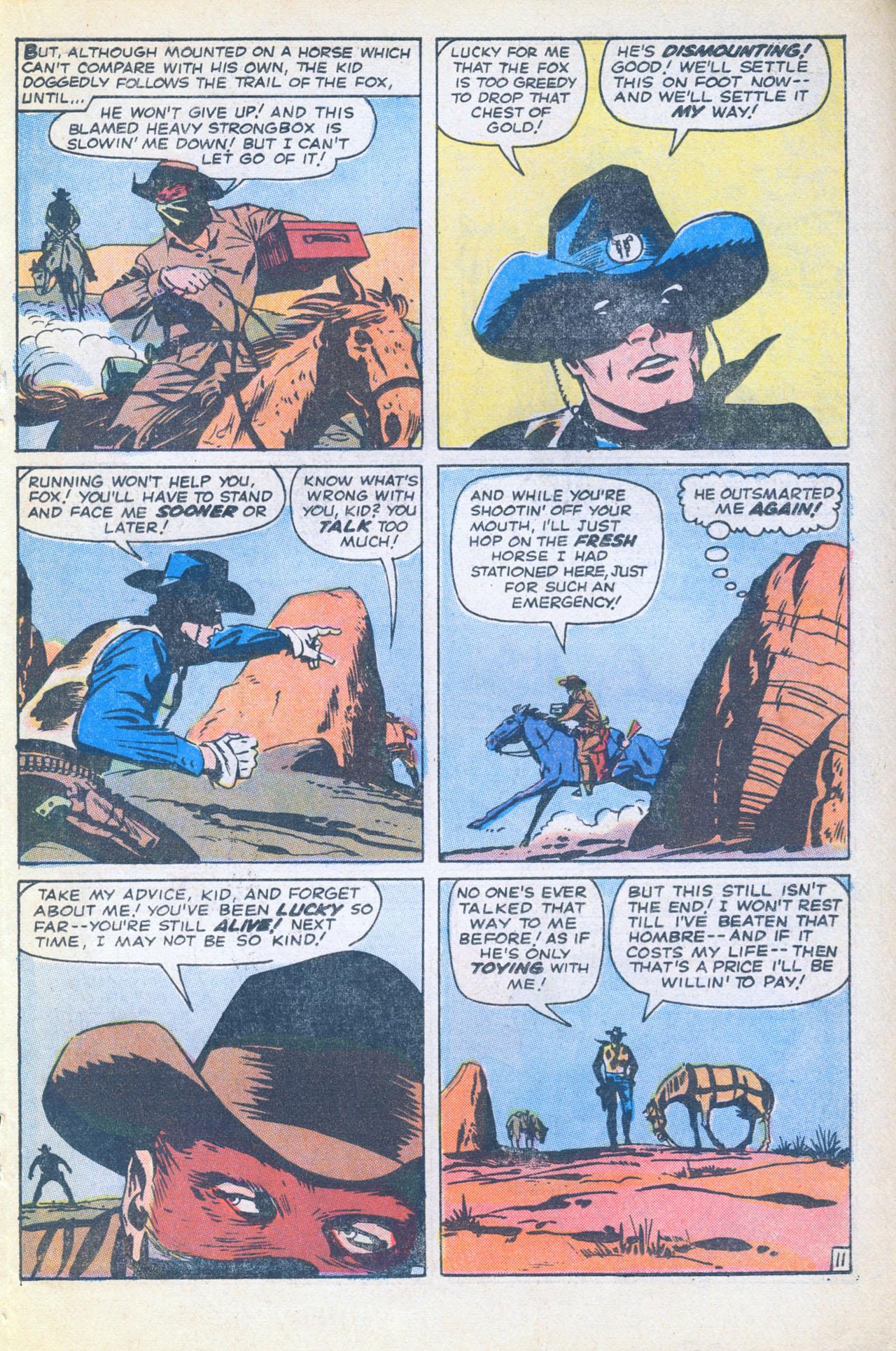 Read online Two-Gun Kid comic -  Issue #116 - 19