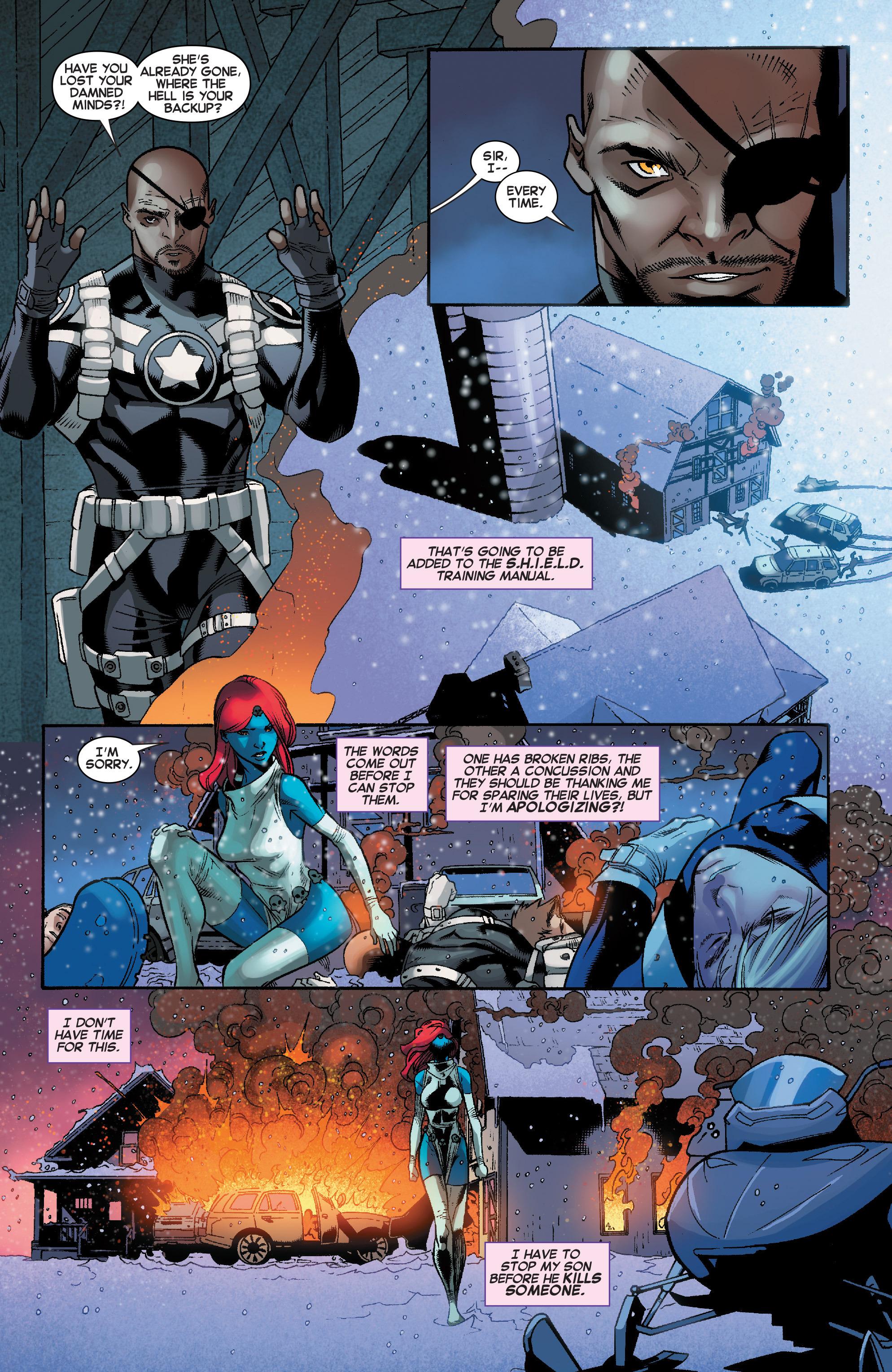 Read online Amazing X-Men (2014) comic -  Issue #14 - 9