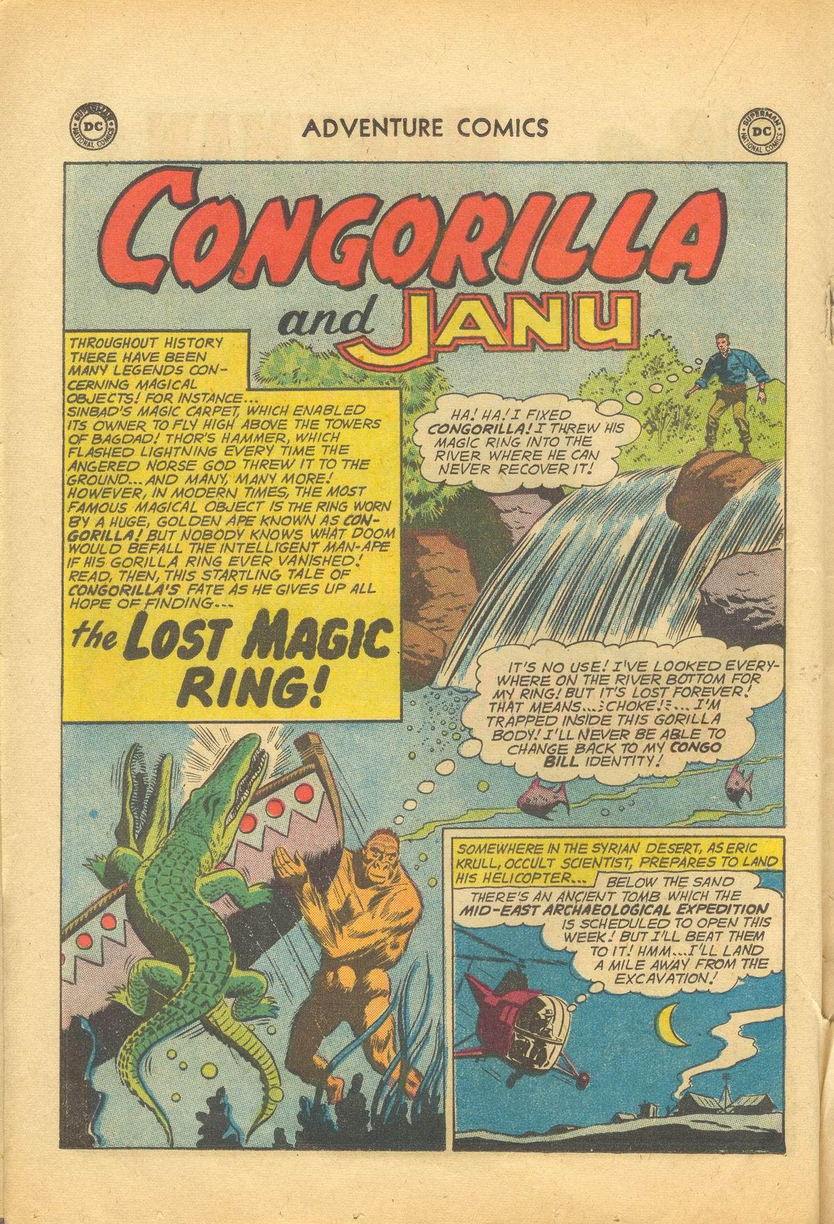 Read online Adventure Comics (1938) comic -  Issue #281 - 18