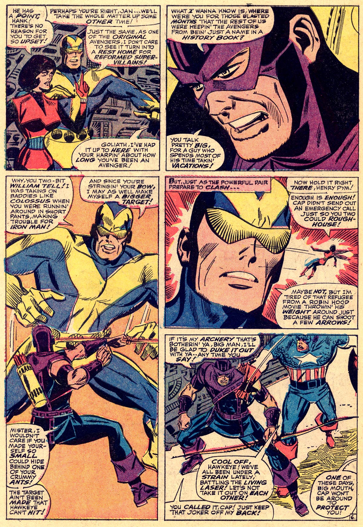 The Avengers (1963) 36 Page 9