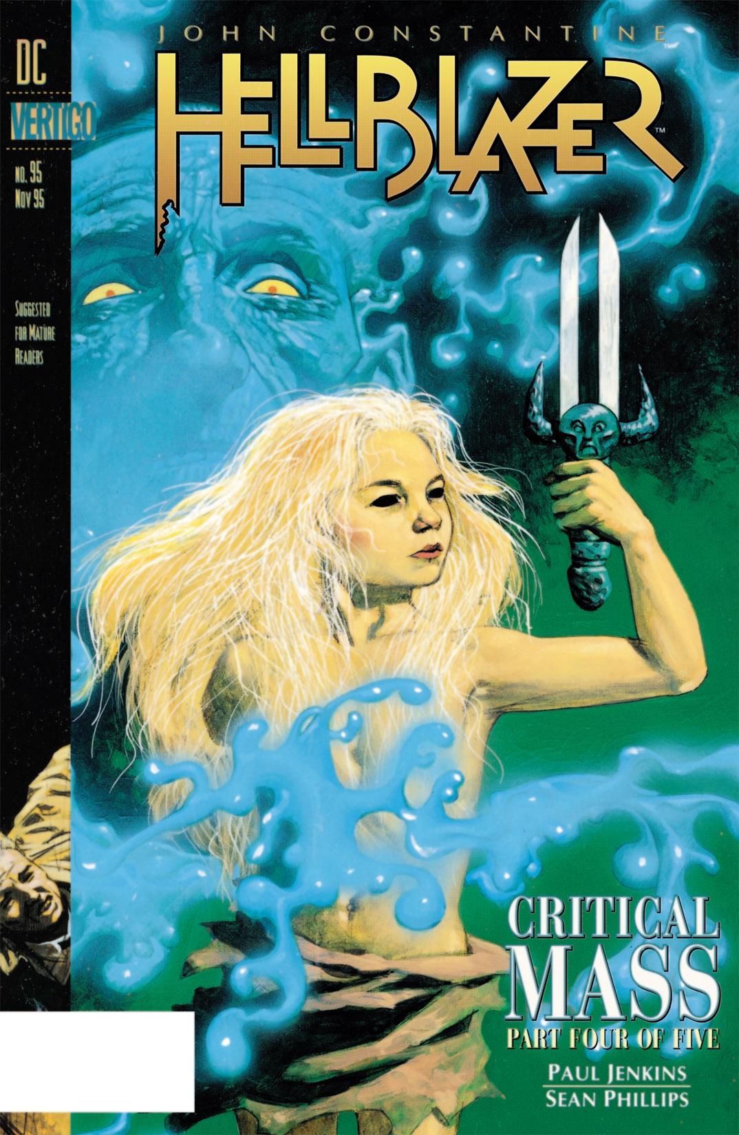 Hellblazer issue 95 - Page 1