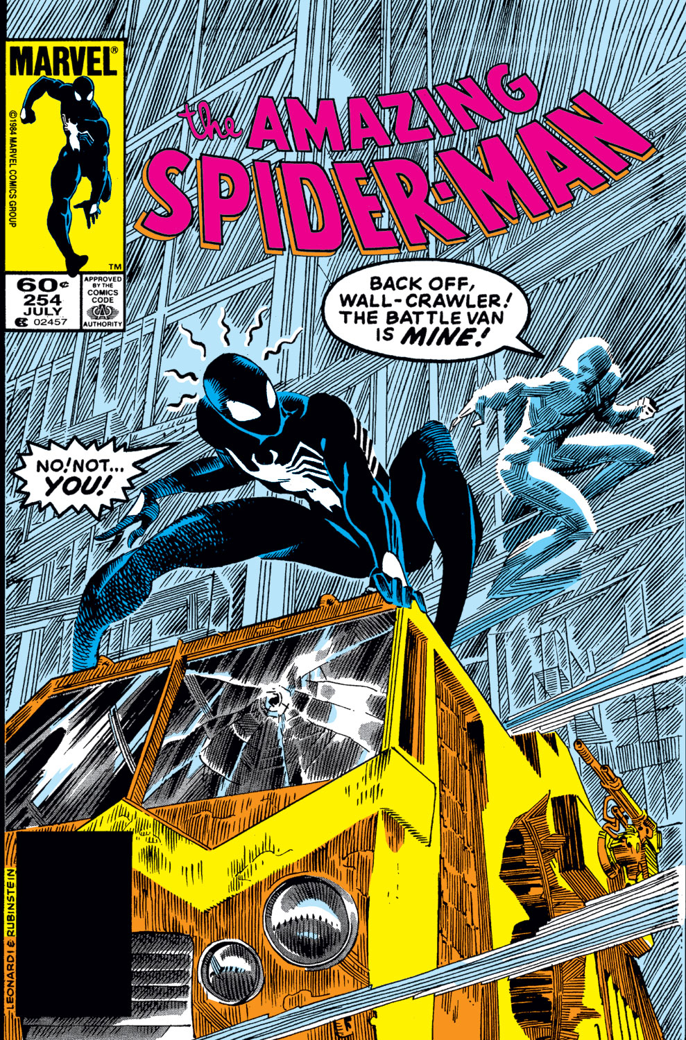 The Amazing Spider-Man (1963) 254 Page 0