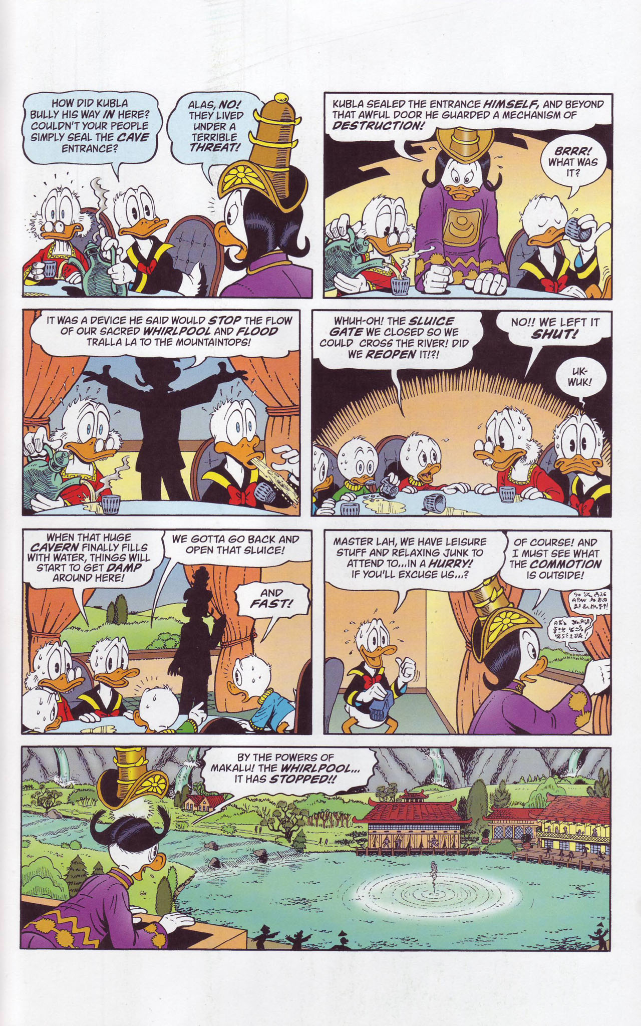 Read online Uncle Scrooge (1953) comic -  Issue #357 - 19