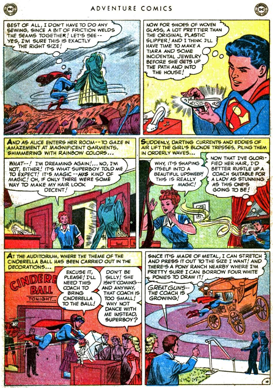Read online Adventure Comics (1938) comic -  Issue #160 - 12
