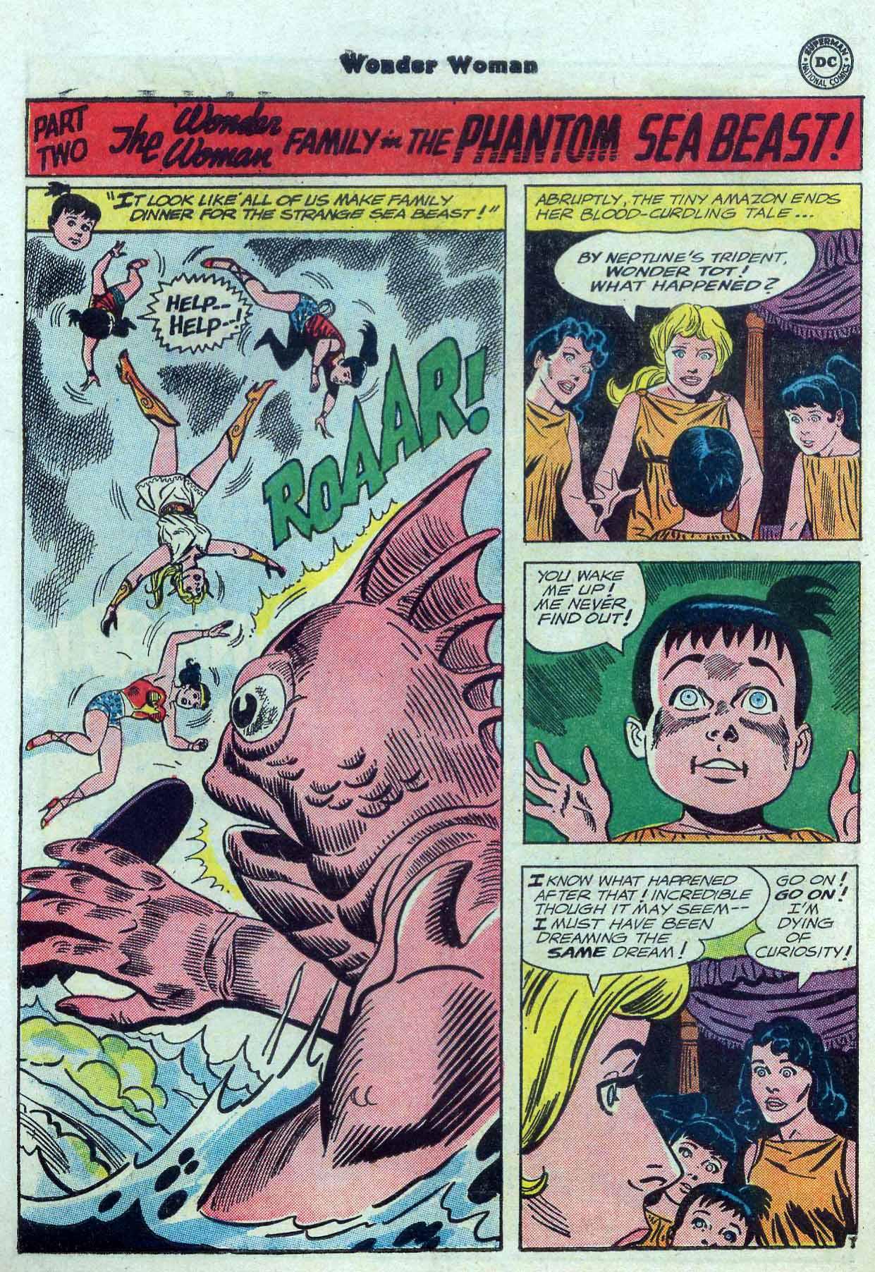 Read online Wonder Woman (1942) comic -  Issue #145 - 10