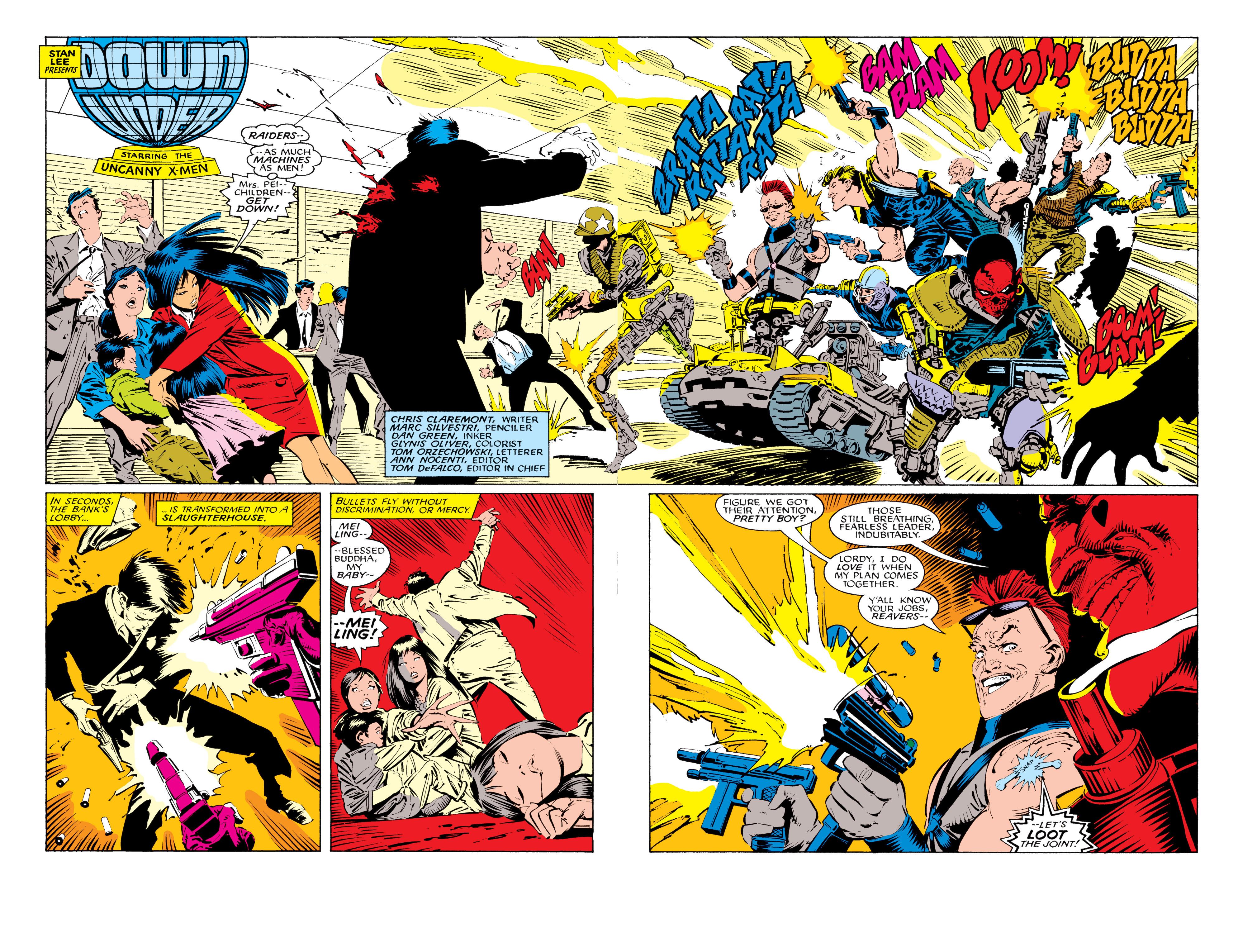 Read online Uncanny X-Men (1963) comic -  Issue #229 - 3