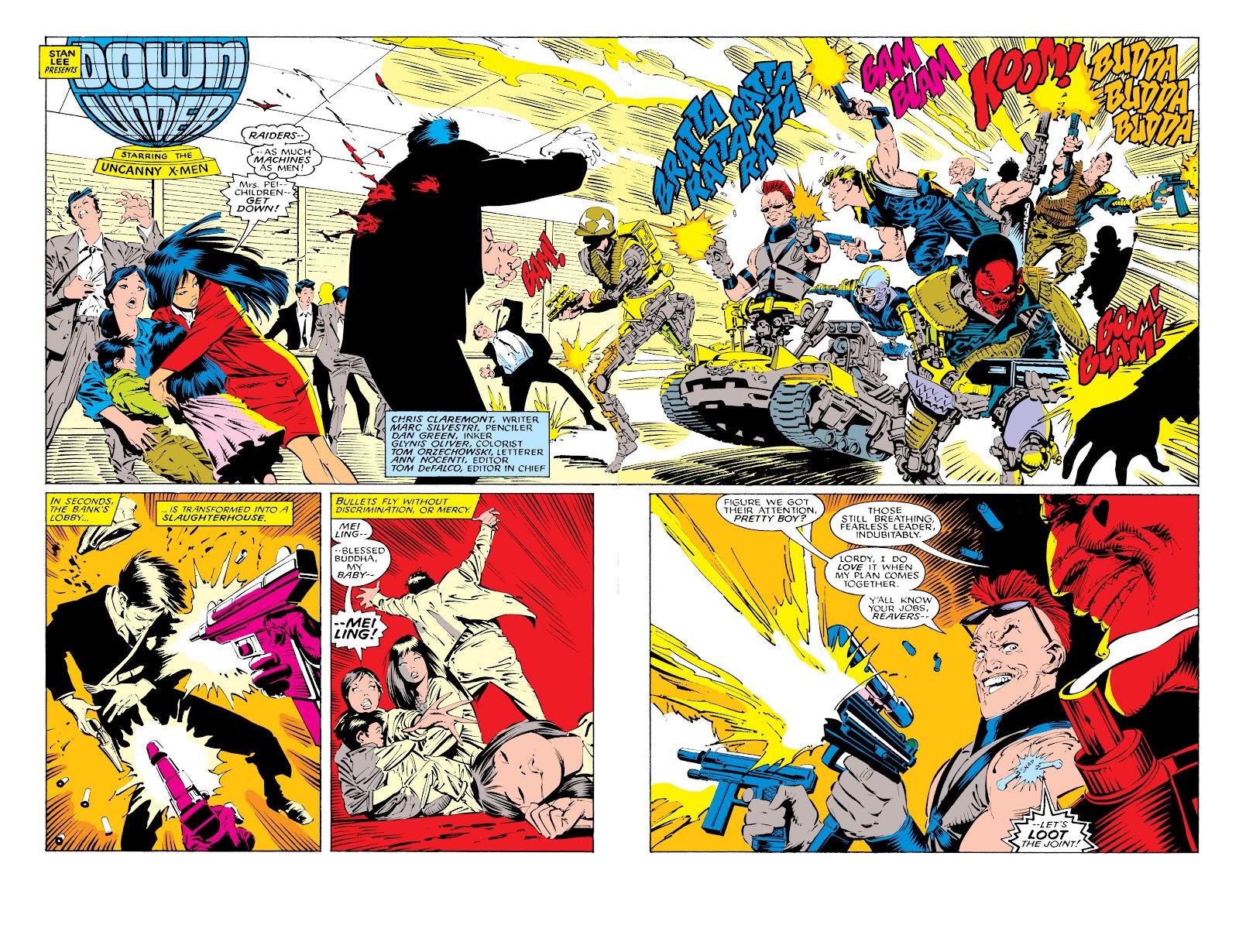 Uncanny X-Men (1963) issue 229 - Page 3