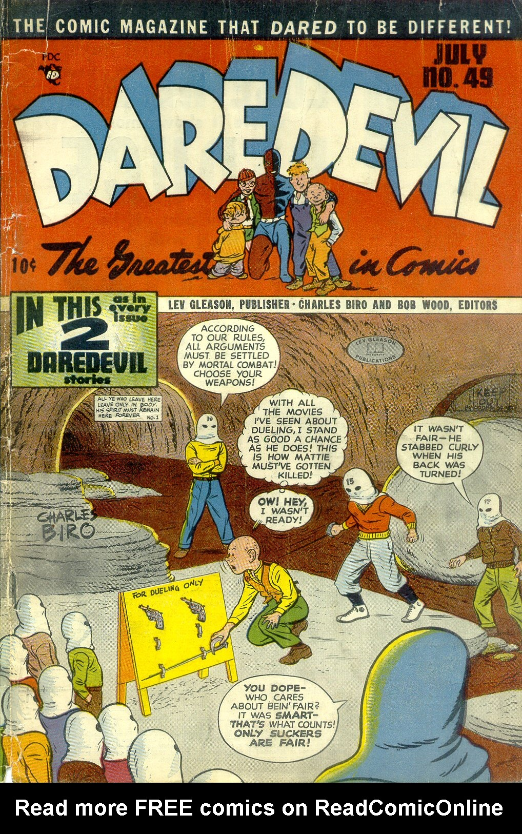 Daredevil (1941) 49 Page 1