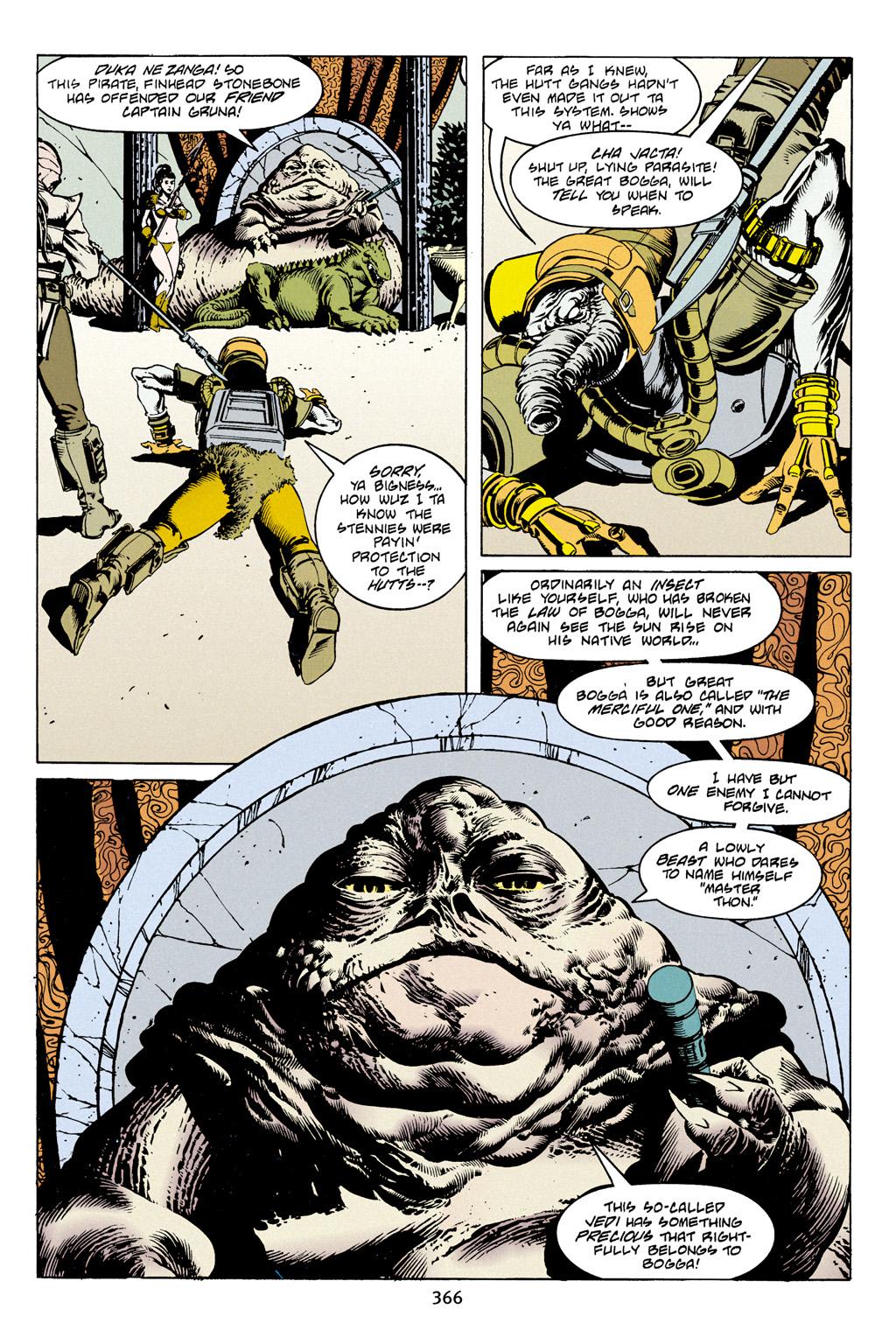 Read online Star Wars Omnibus comic -  Issue # Vol. 4 - 354