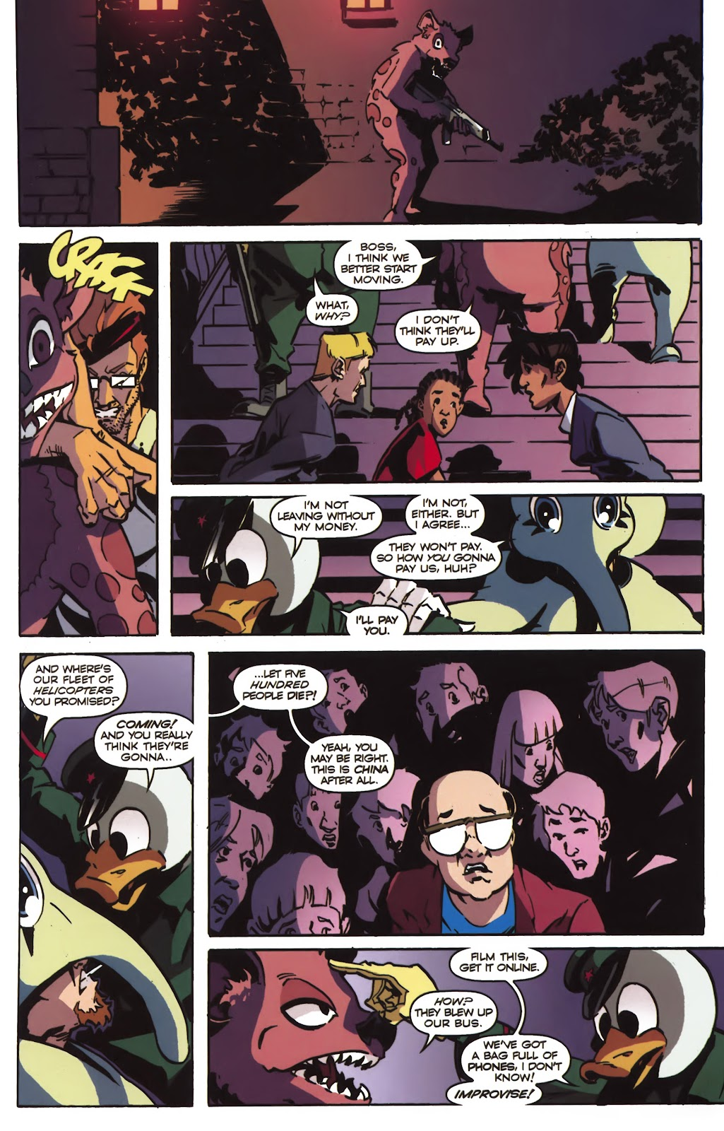 Read online Ricky Rouse Has A Gun comic -  Issue # TPB (Part 2) - 60