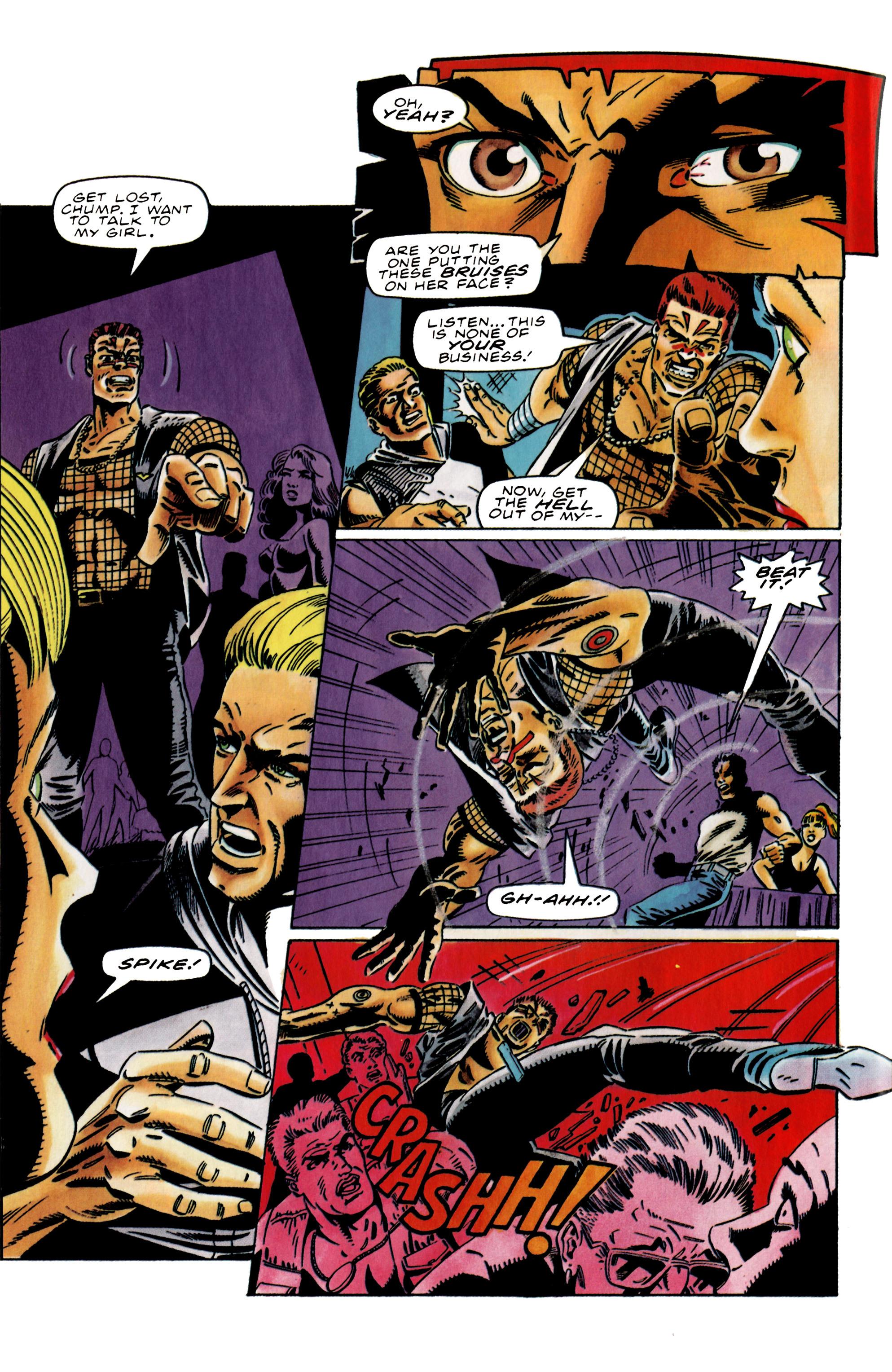 Read online Harbinger (1992) comic -  Issue #38 - 17