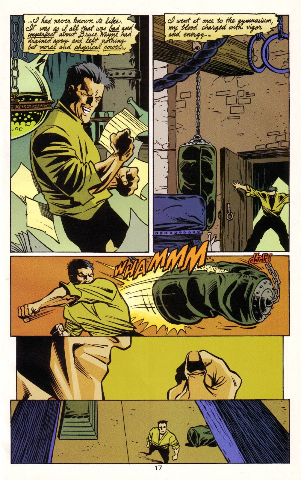 Batman: Two Faces issue Full - Page 18