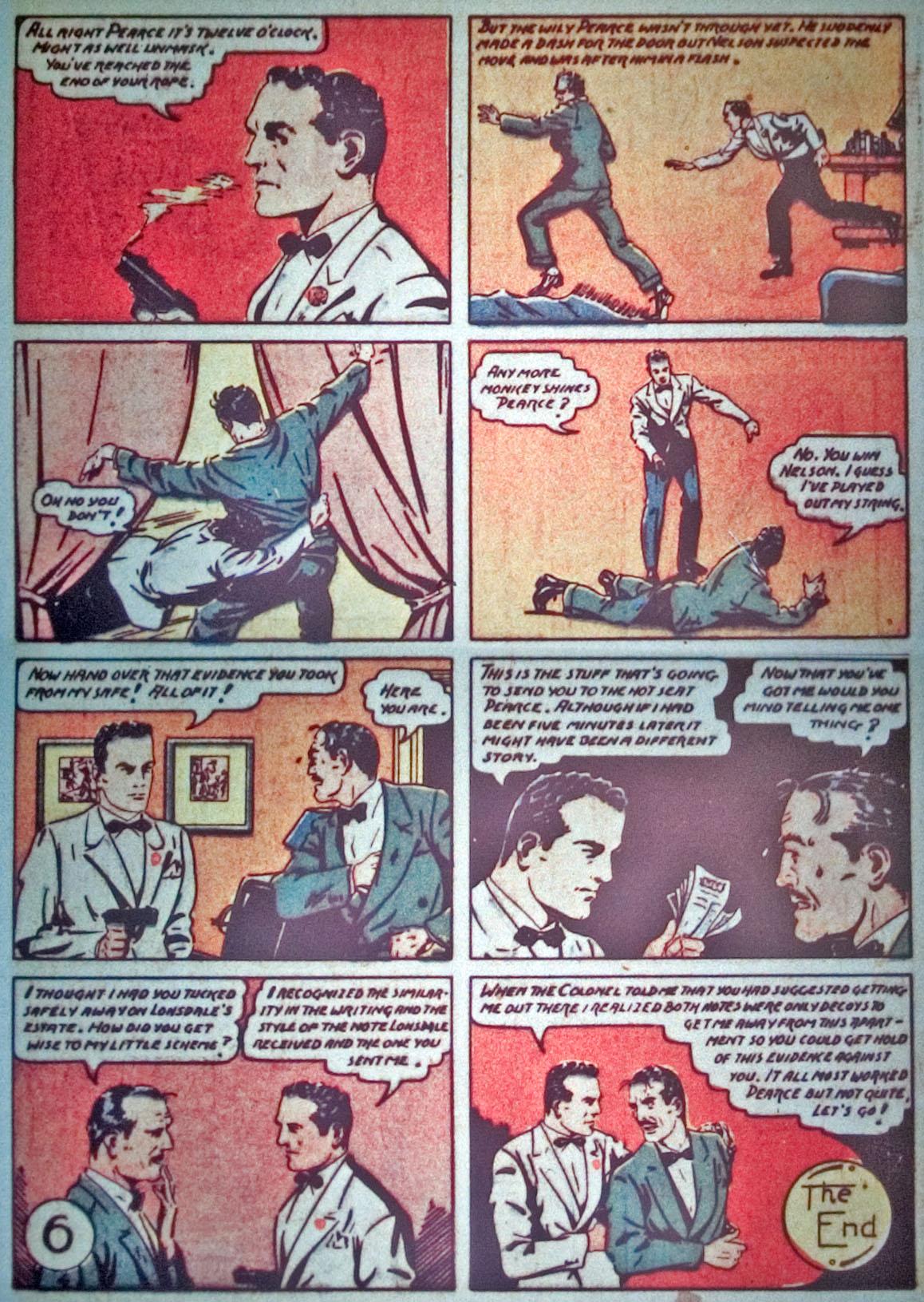 Read online Detective Comics (1937) comic -  Issue #31 - 47