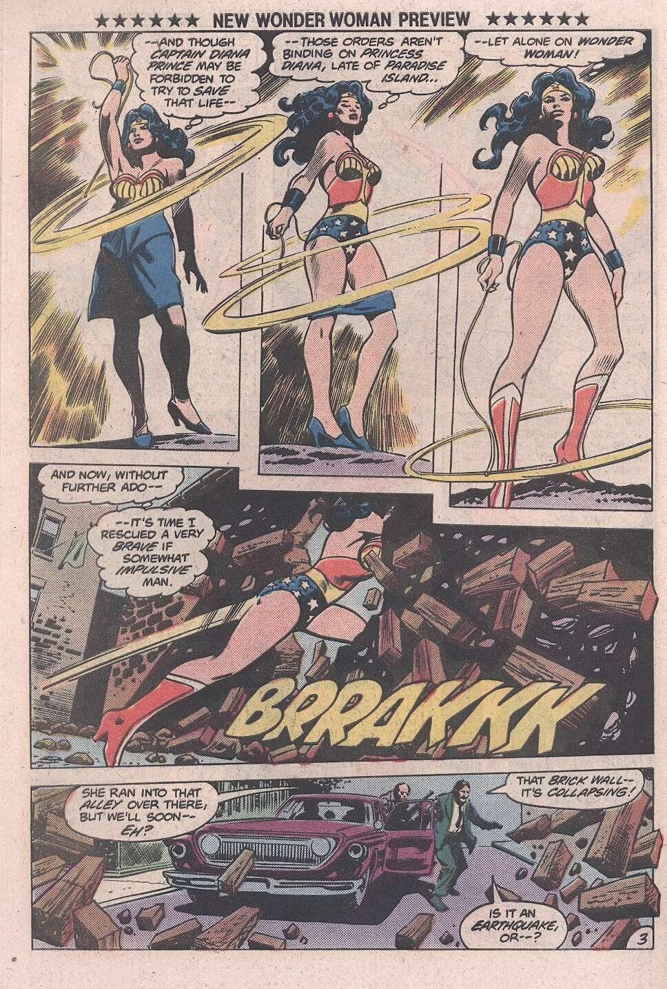 Read online Wonder Woman (1942) comic -  Issue #287b - 4
