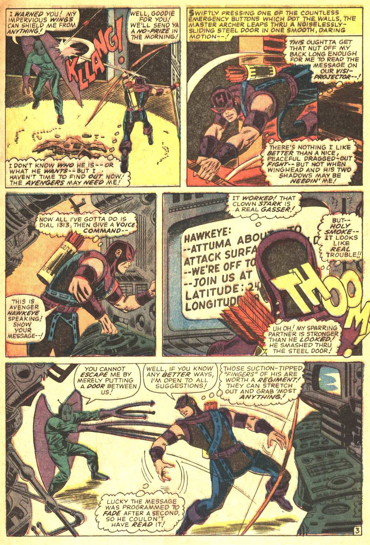 The Avengers (1963) 27 Page 3