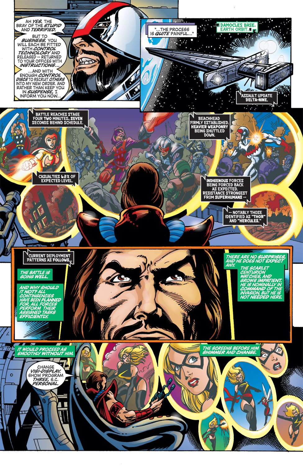 Read online Avengers (1998) comic -  Issue #46 - 15