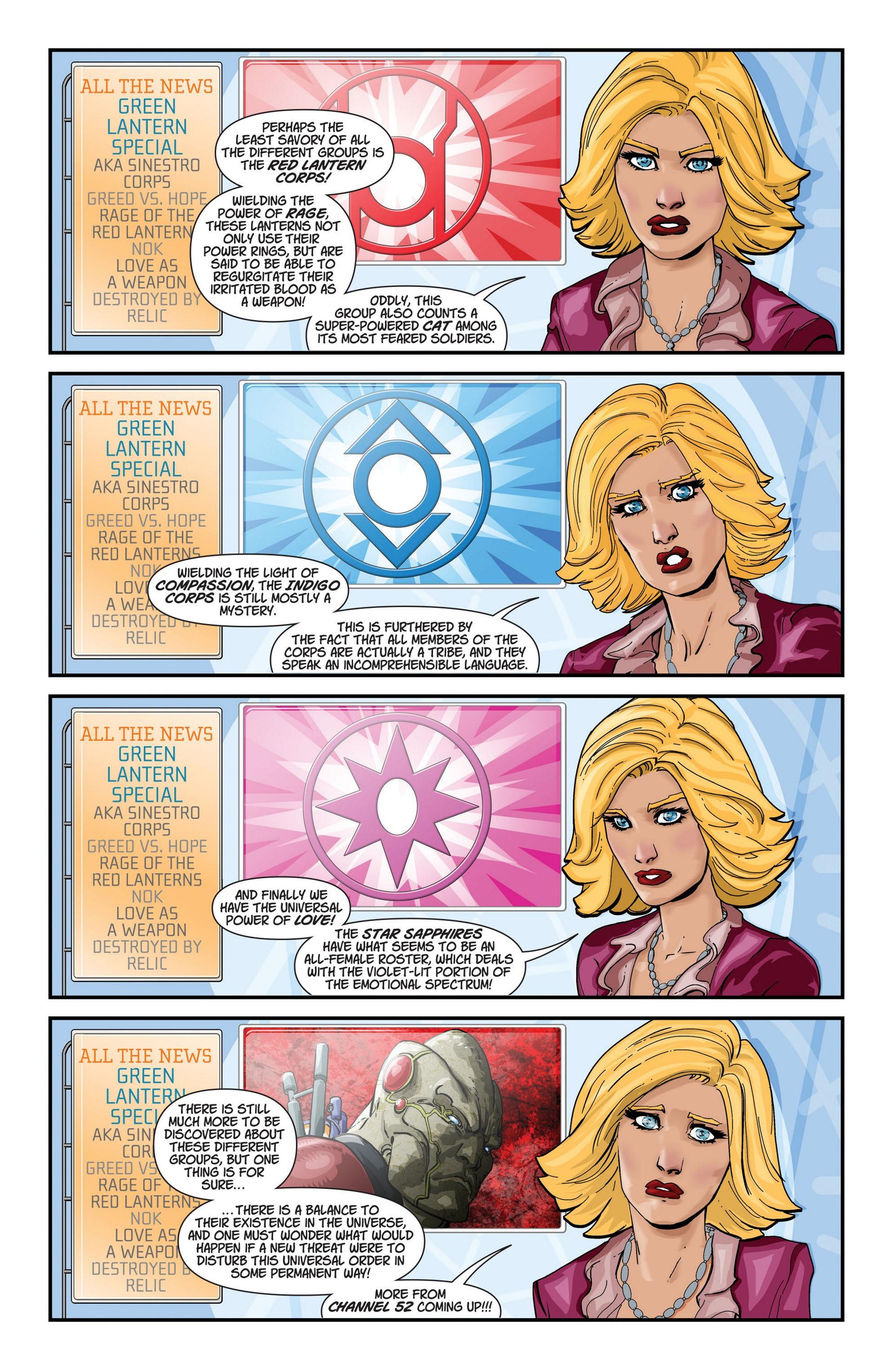 Read online Trinity of Sin: The Phantom Stranger comic -  Issue #9 - 23