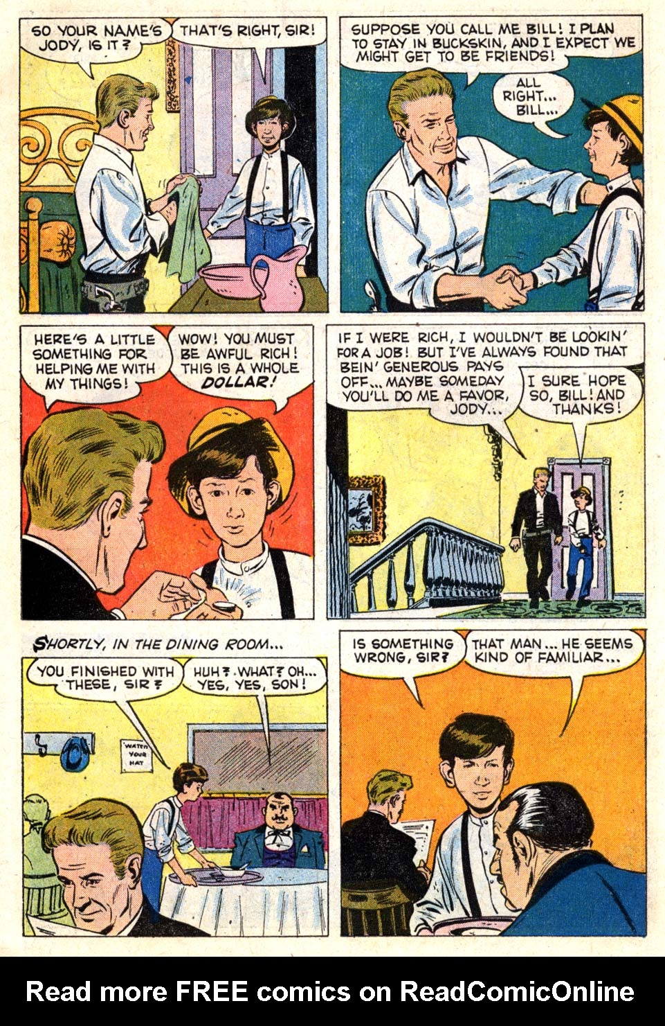 Four Color Comics issue 1011 - Page 7