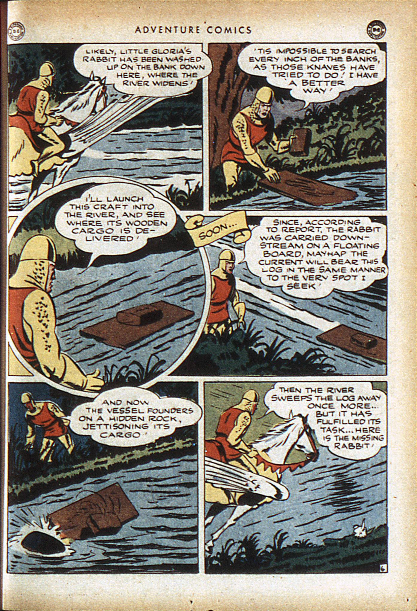 Read online Adventure Comics (1938) comic -  Issue #96 - 20