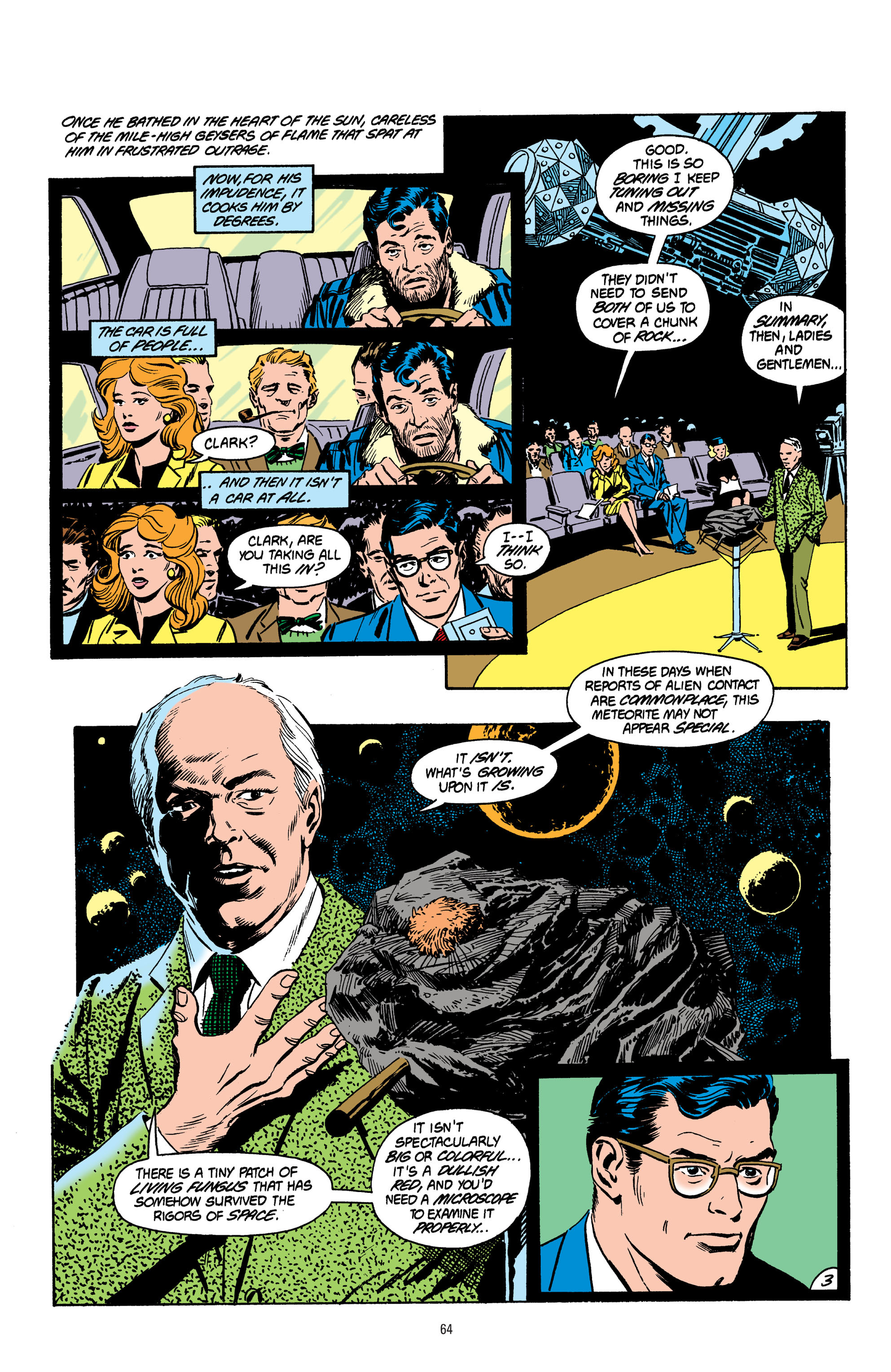 Read online Superman: Whatever Happened to the Man of Tomorrow? comic -  Issue # TPB - 63
