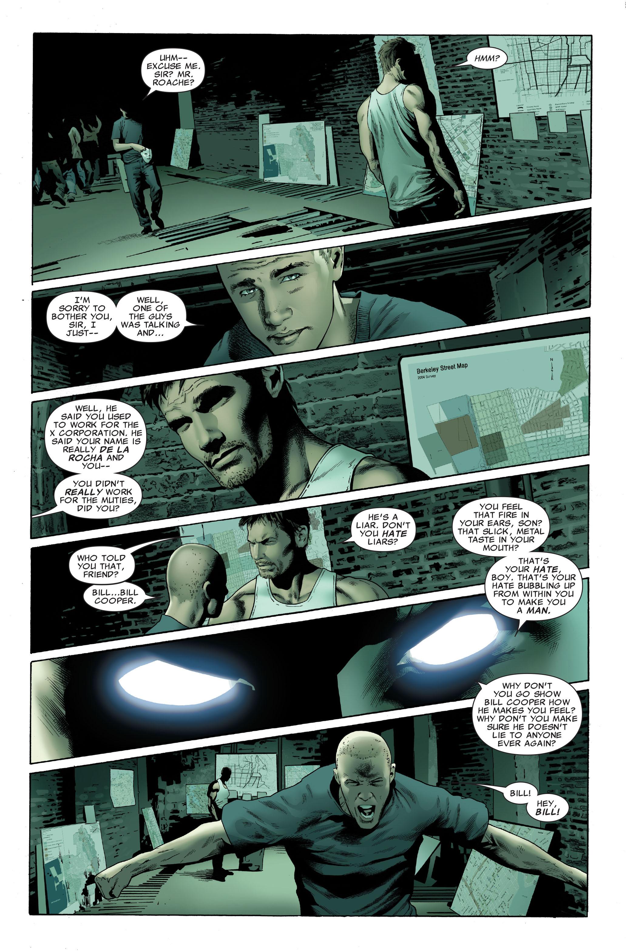 Read online Uncanny X-Men (1963) comic -  Issue #501 - 17