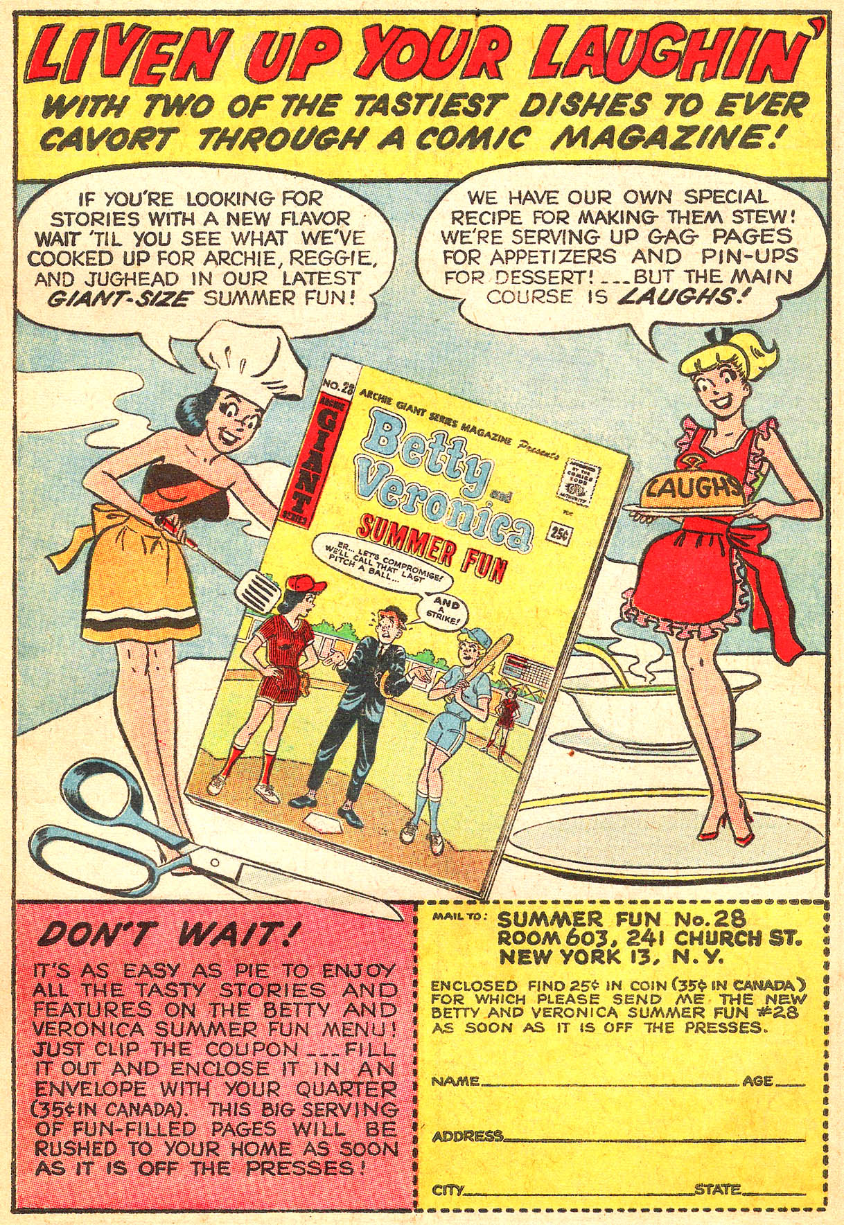 Read online She's Josie comic -  Issue #8 - 19