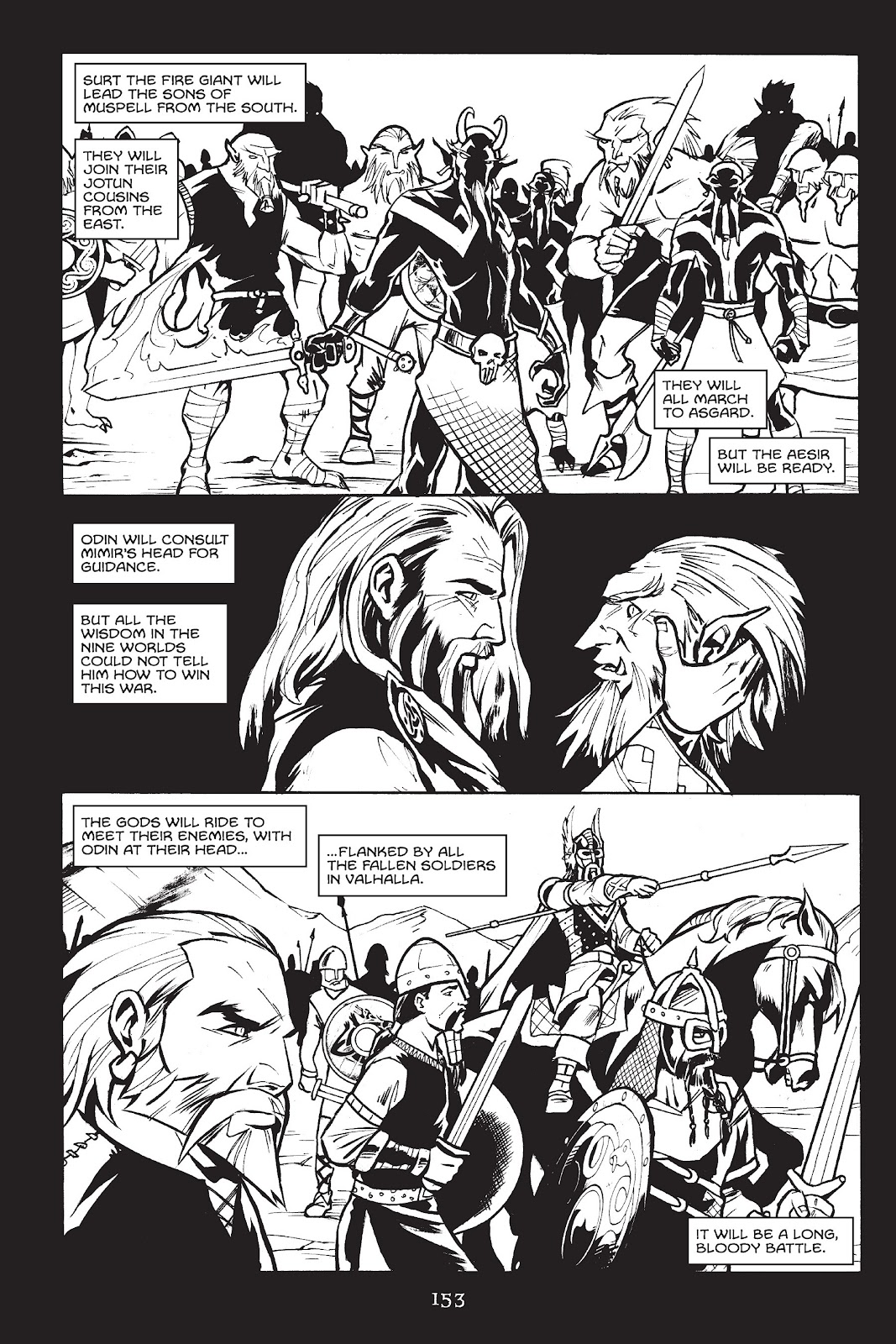 Read online Gods of Asgard comic -  Issue # TPB (Part 2) - 55