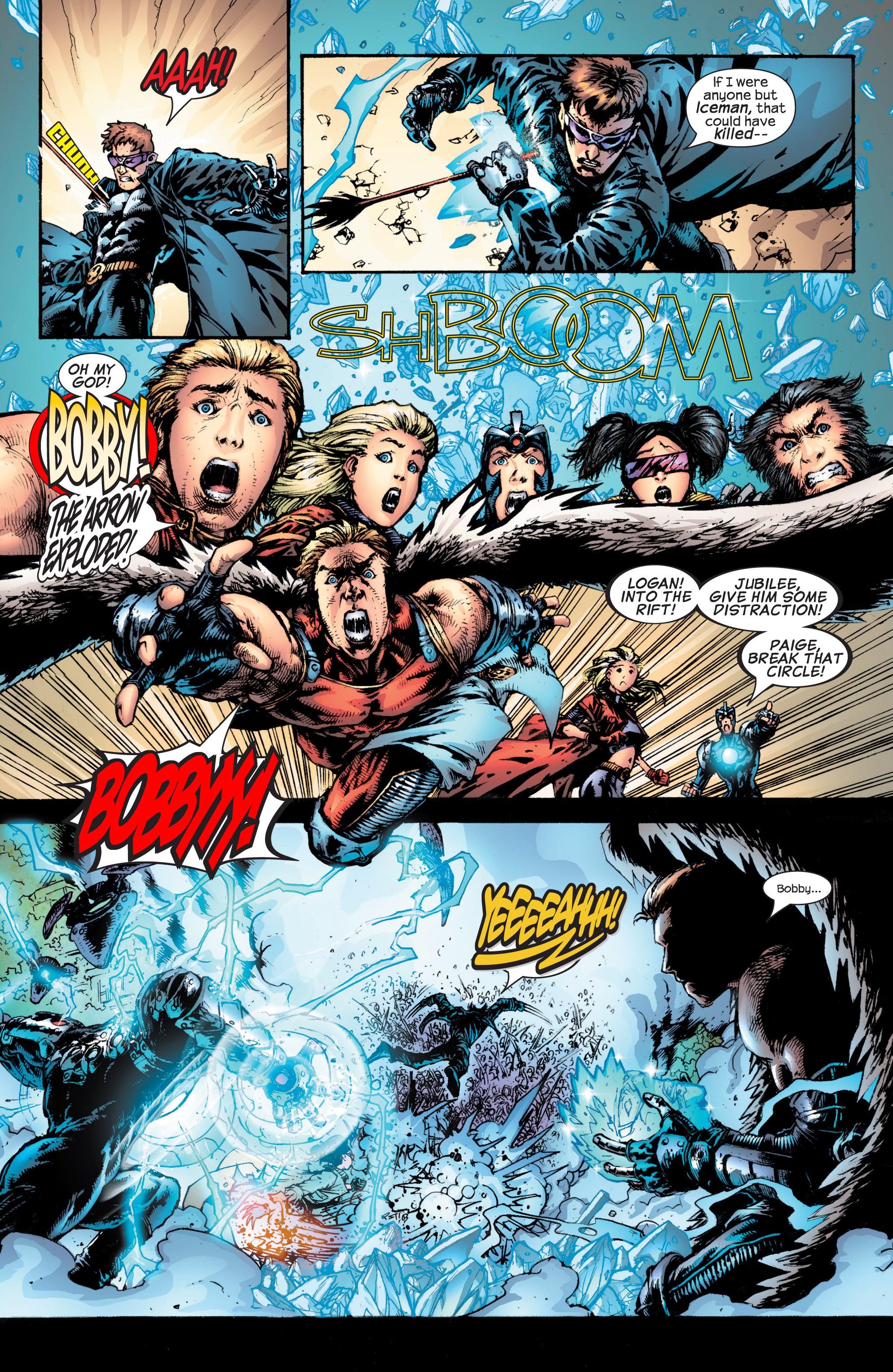 Read online Uncanny X-Men (1963) comic -  Issue #430 - 19