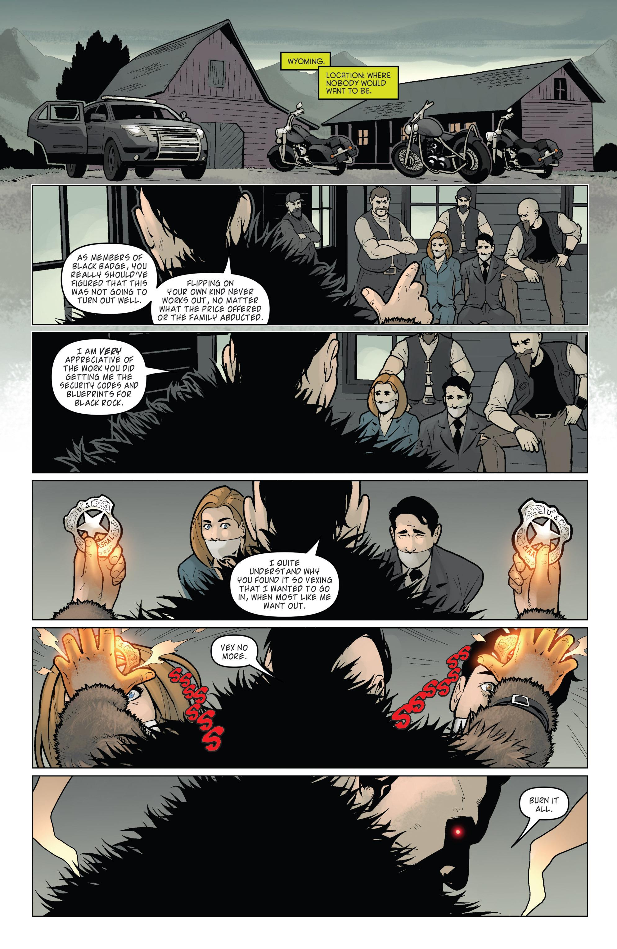 Read online Wynonna Earp (2016) comic -  Issue #7 - 9