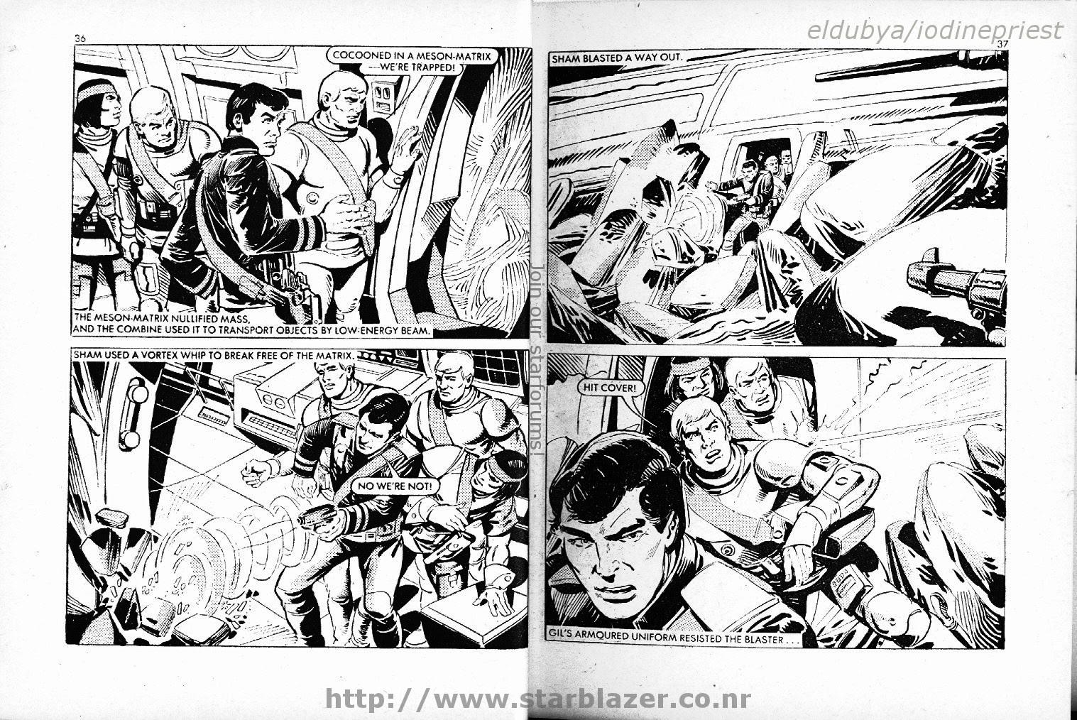 Starblazer issue 101 - Page 20
