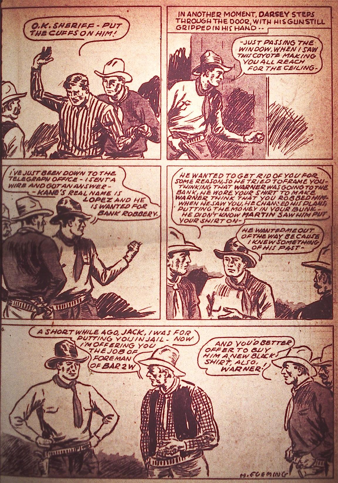 Read online Detective Comics (1937) comic -  Issue #5 - 21